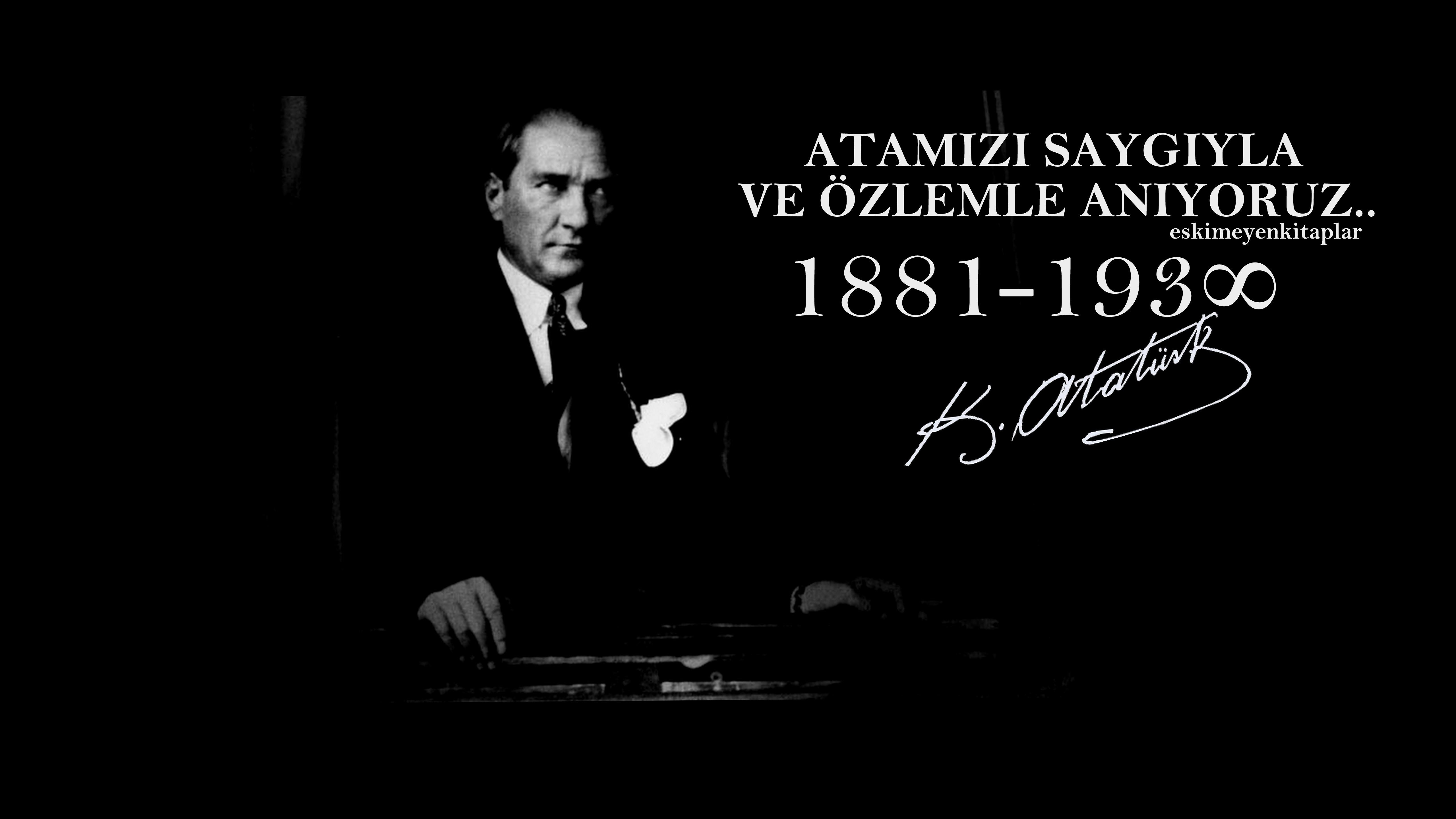 Atatürk 10 Kasım Fotoğrafları