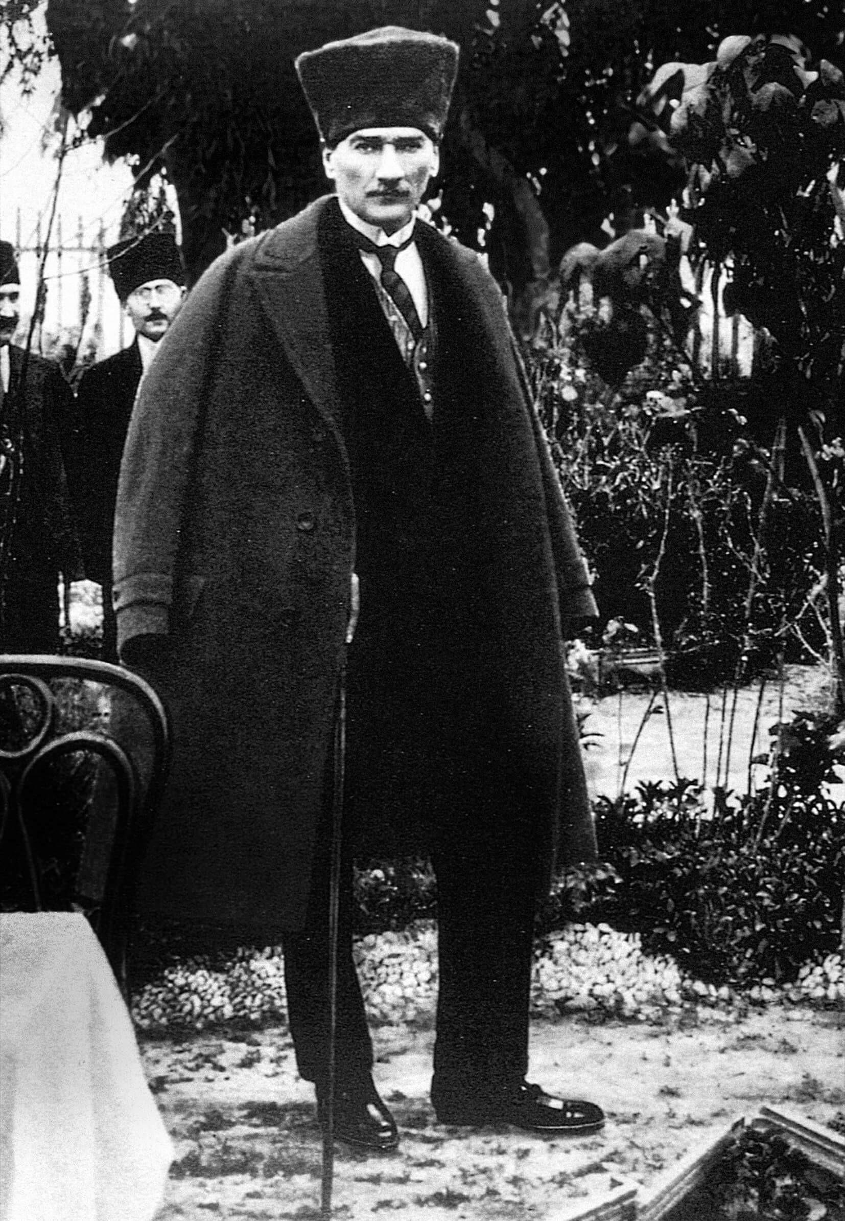 Atatürk duarkağıtları