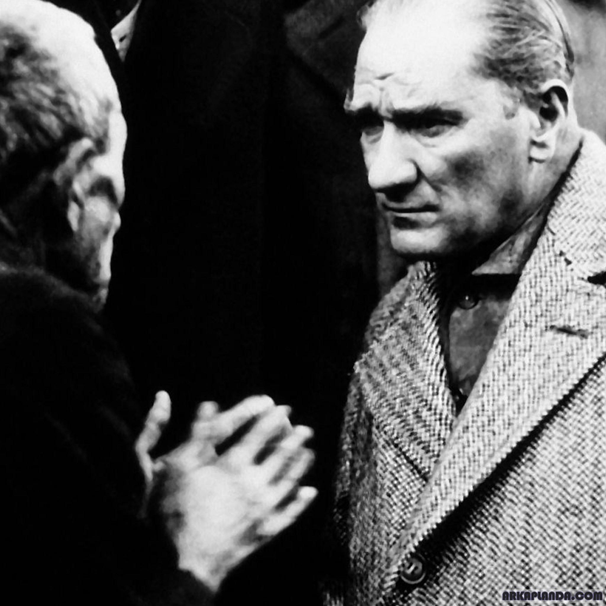 Atatürk hd fotoğrafları