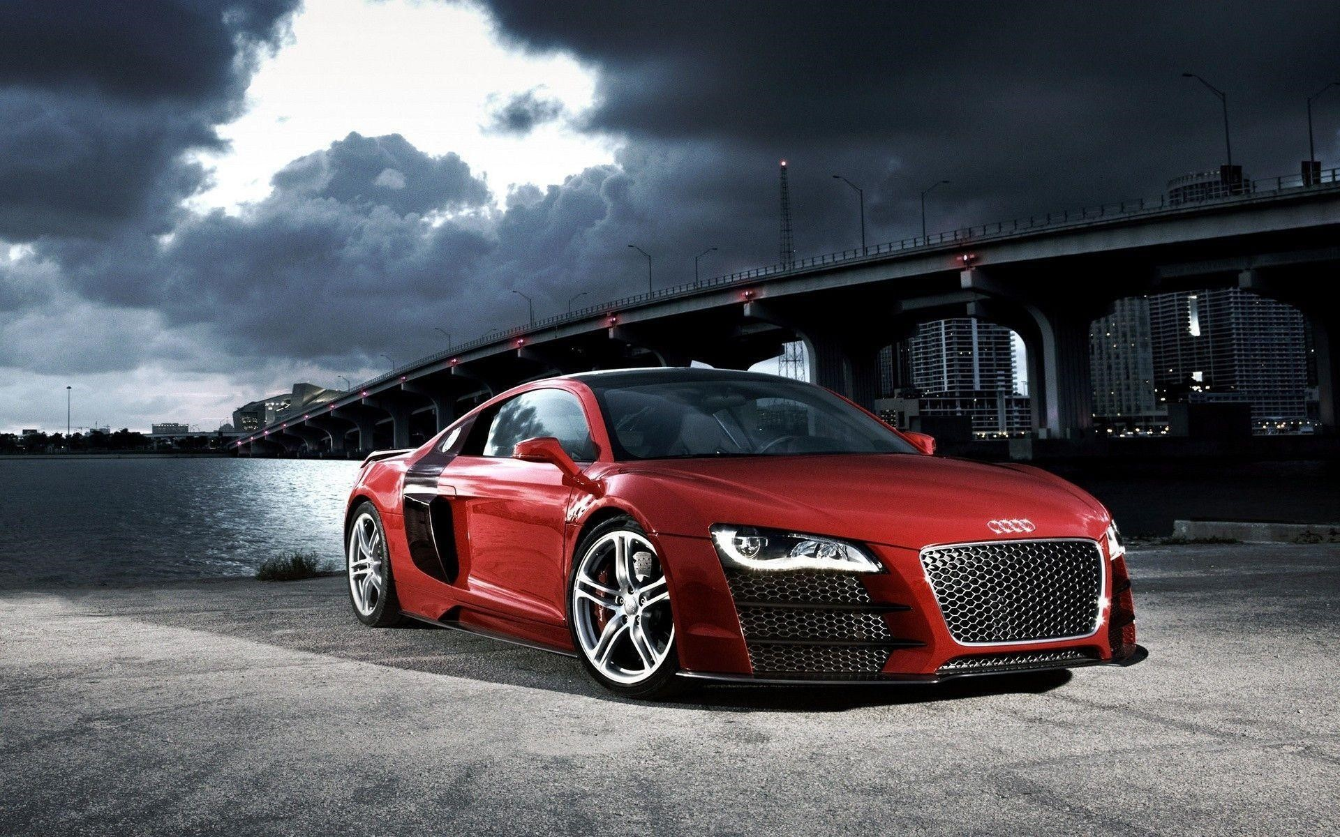 Audi R8 Android Duvar Kağıdı