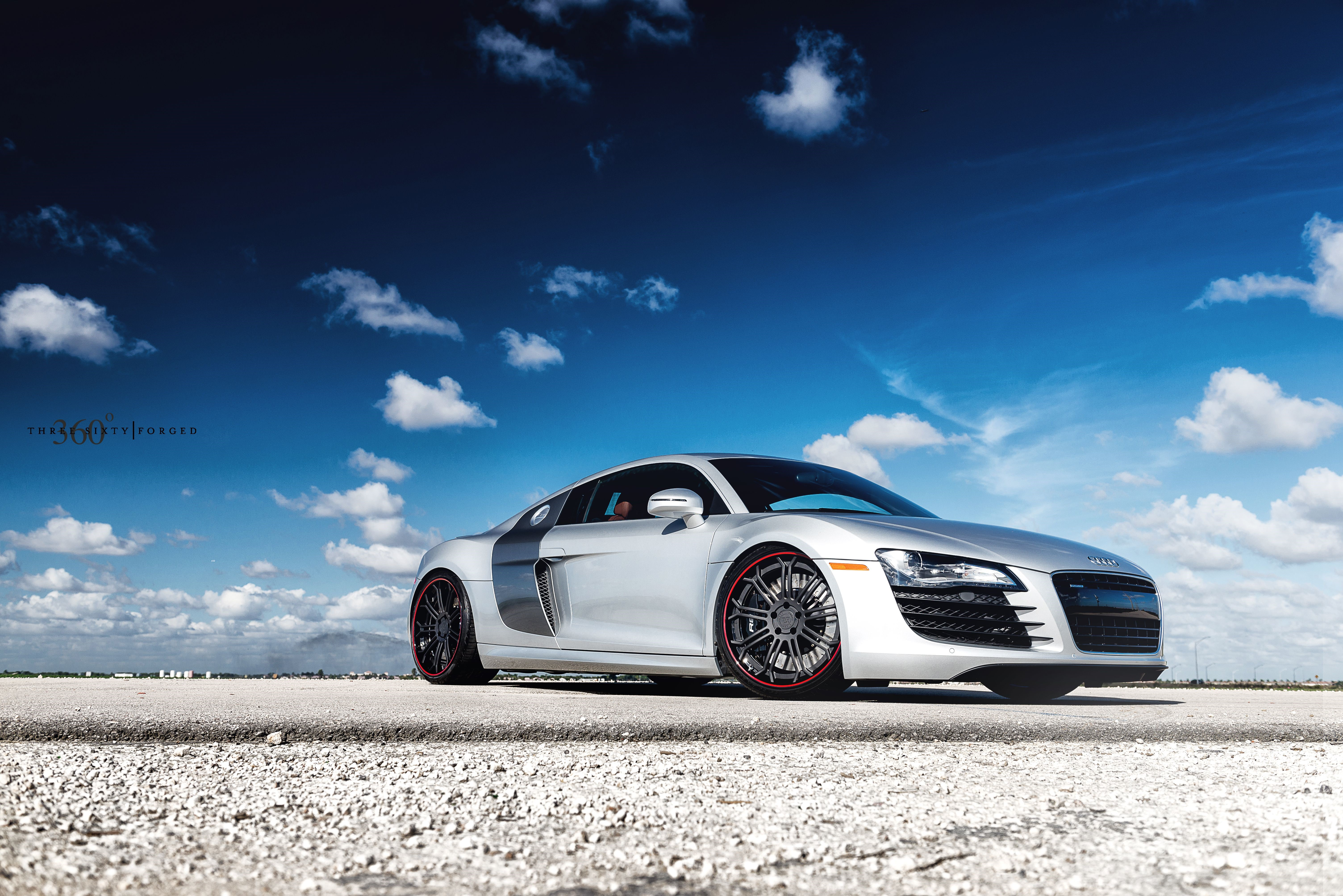 Audi R8 Android Wallpaper