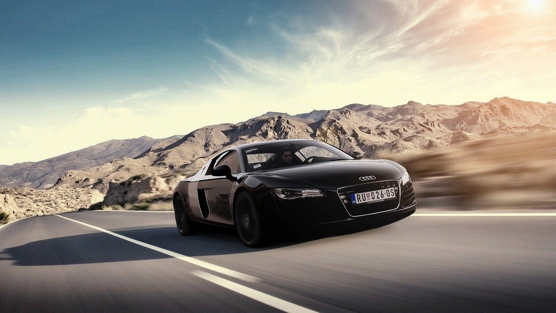 Audi R8 Duvar Kağıdı