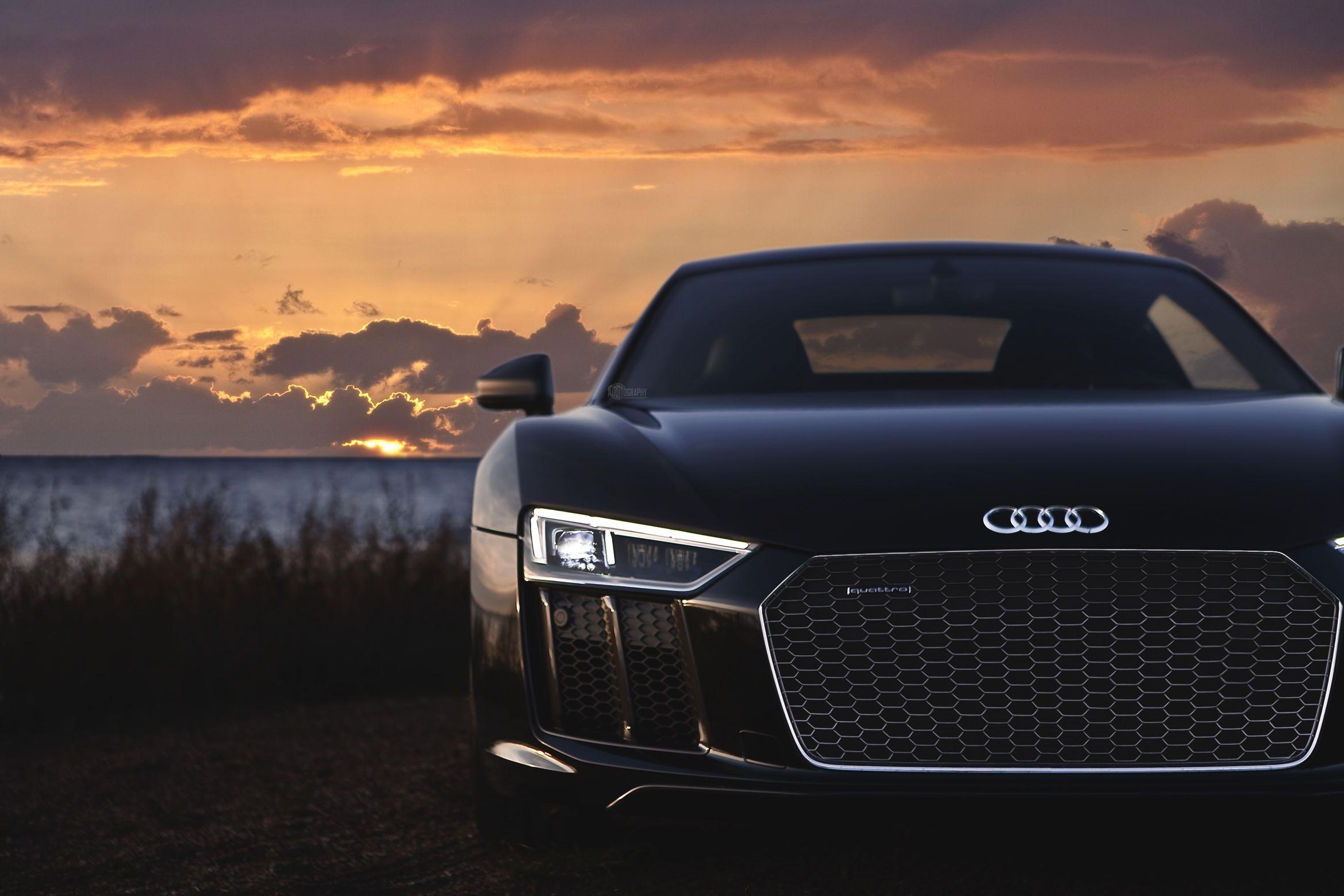 Audi R8 Fotoğrafları