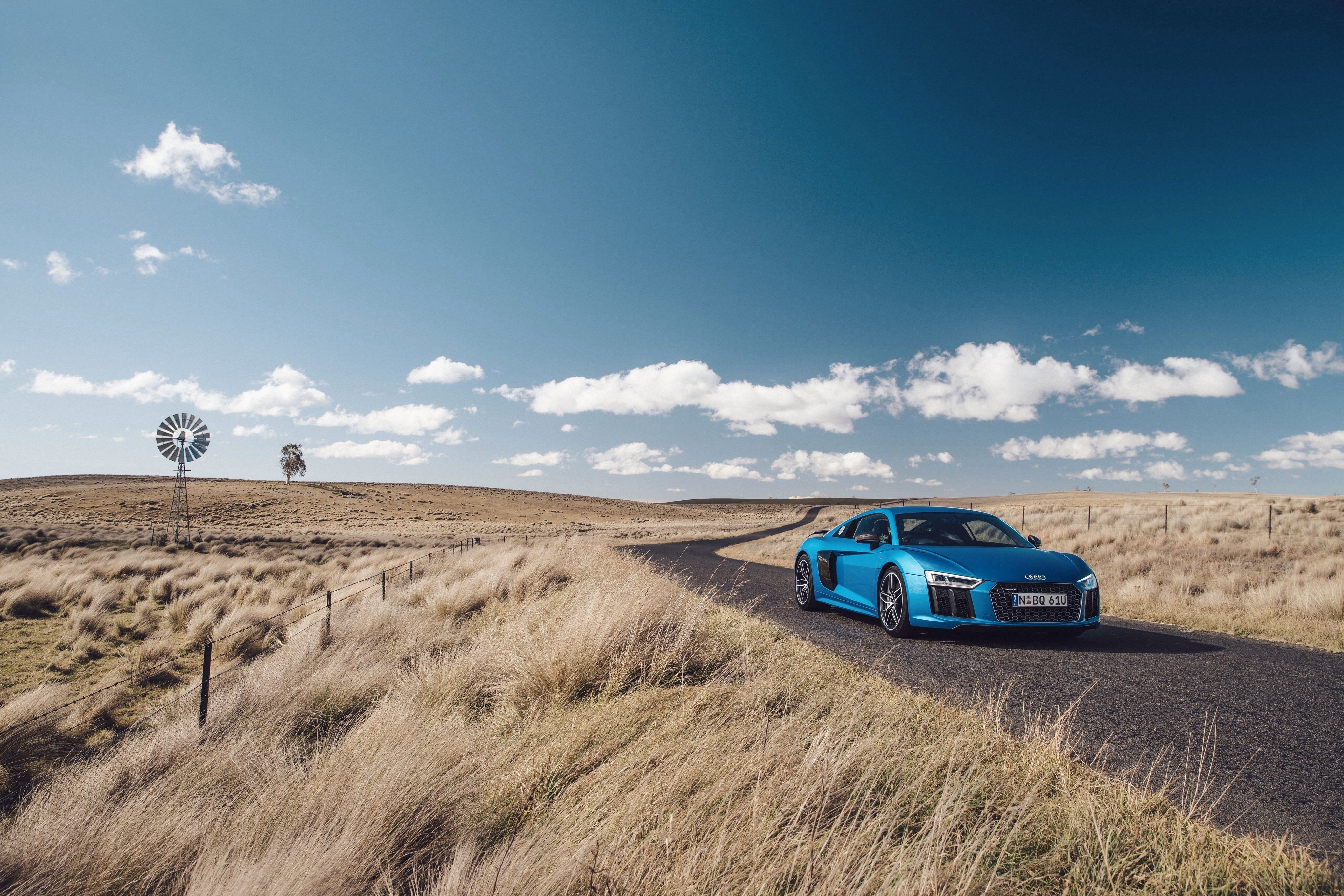 Audi R8 HD Fotoları