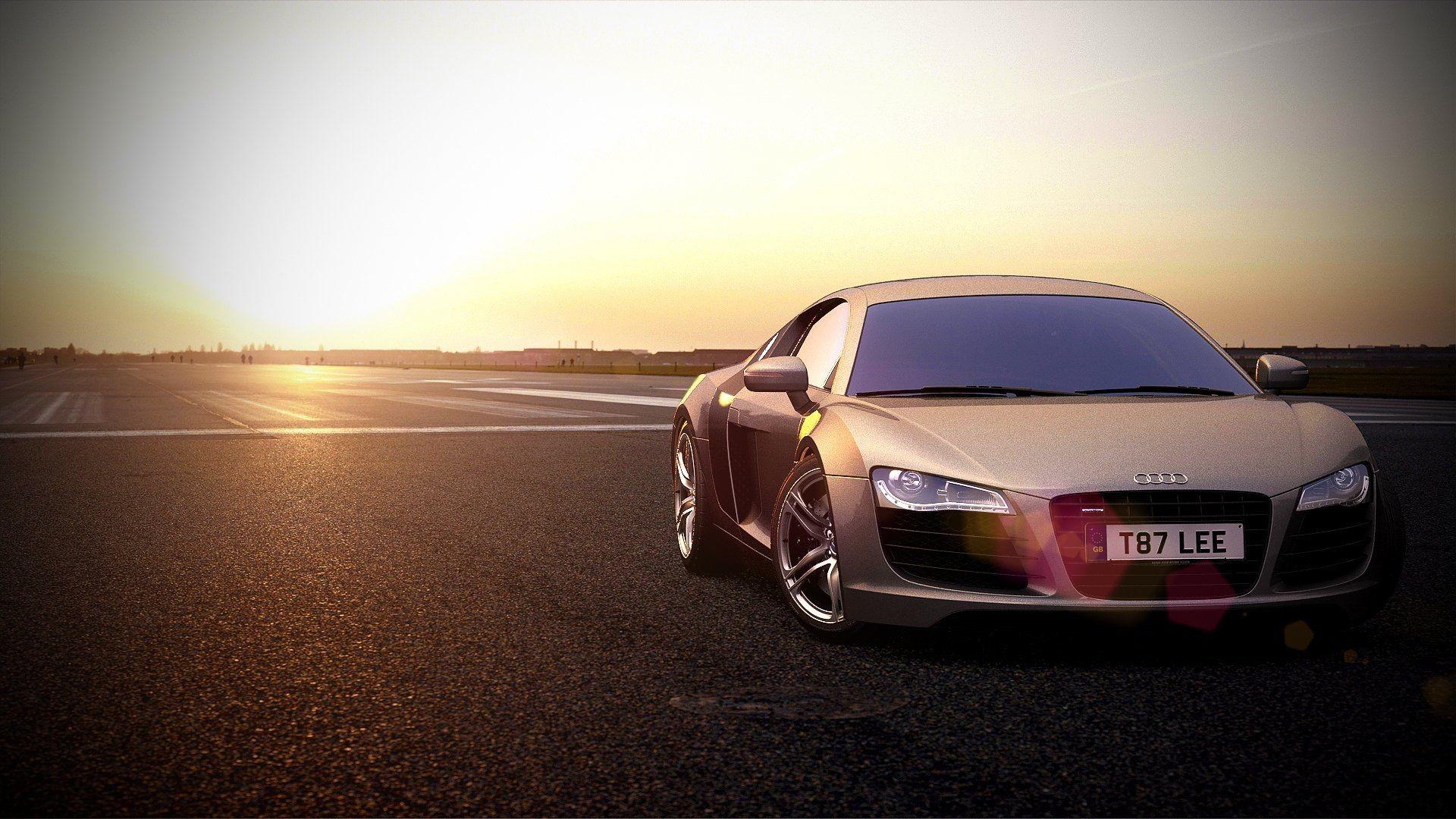 Audi R8 Resimleri