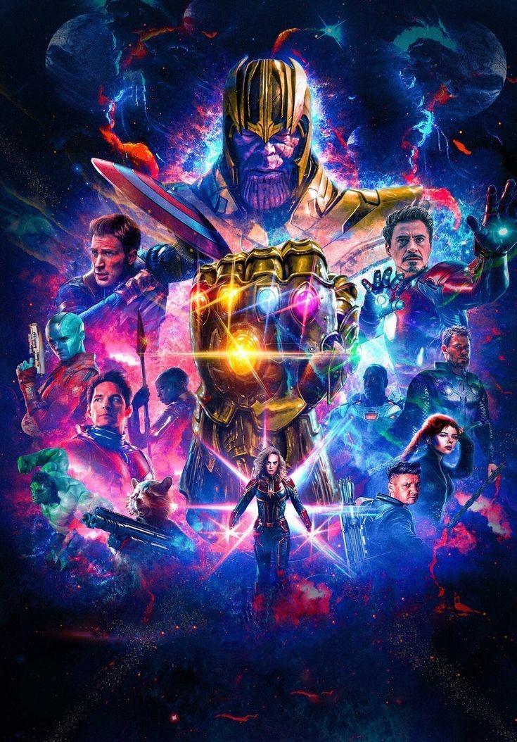 Avengers Endgame 1080p resimleri