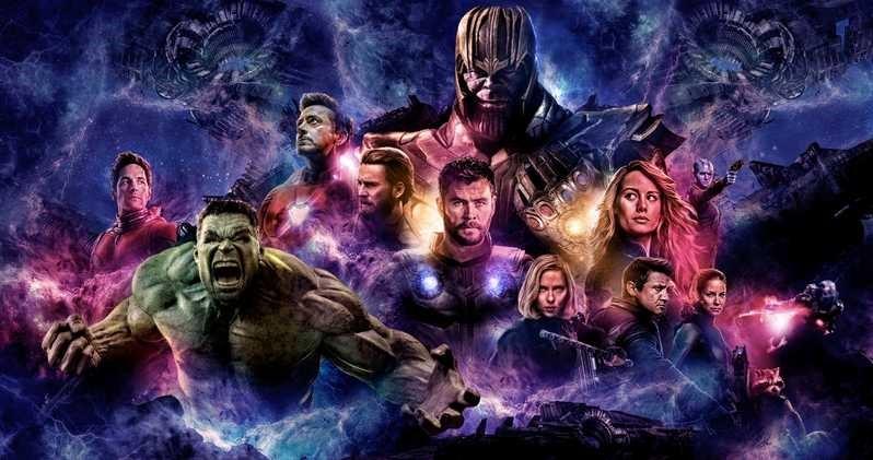 Avengers Endgame 4k resimleri