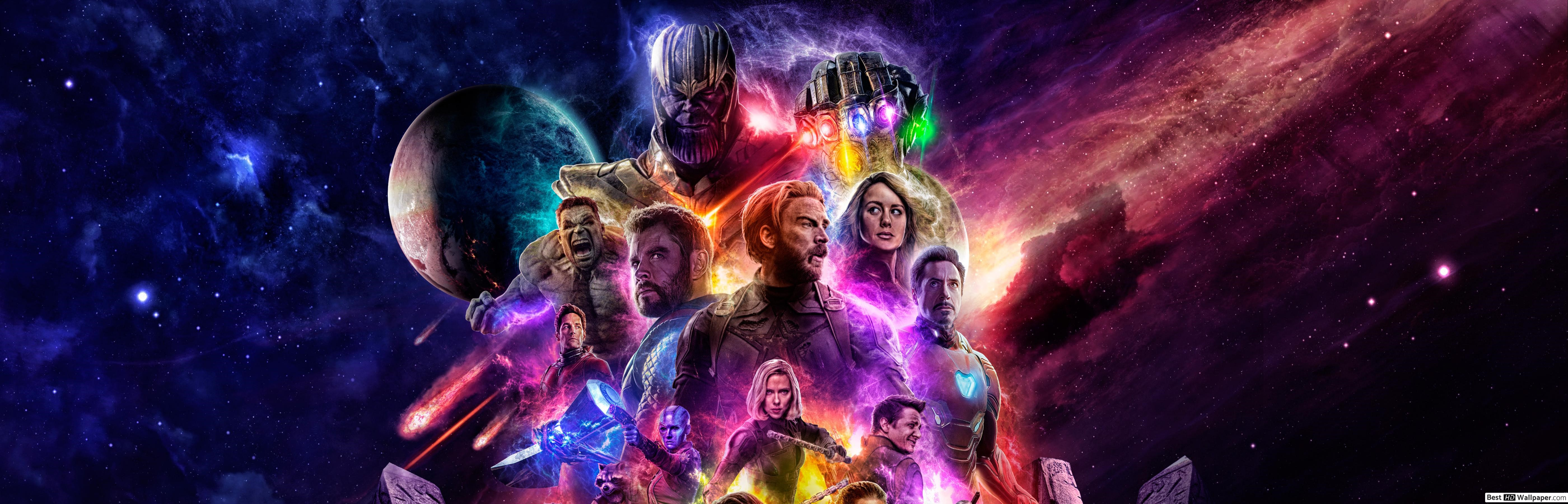 Avengers Endgame 8 wallpaper