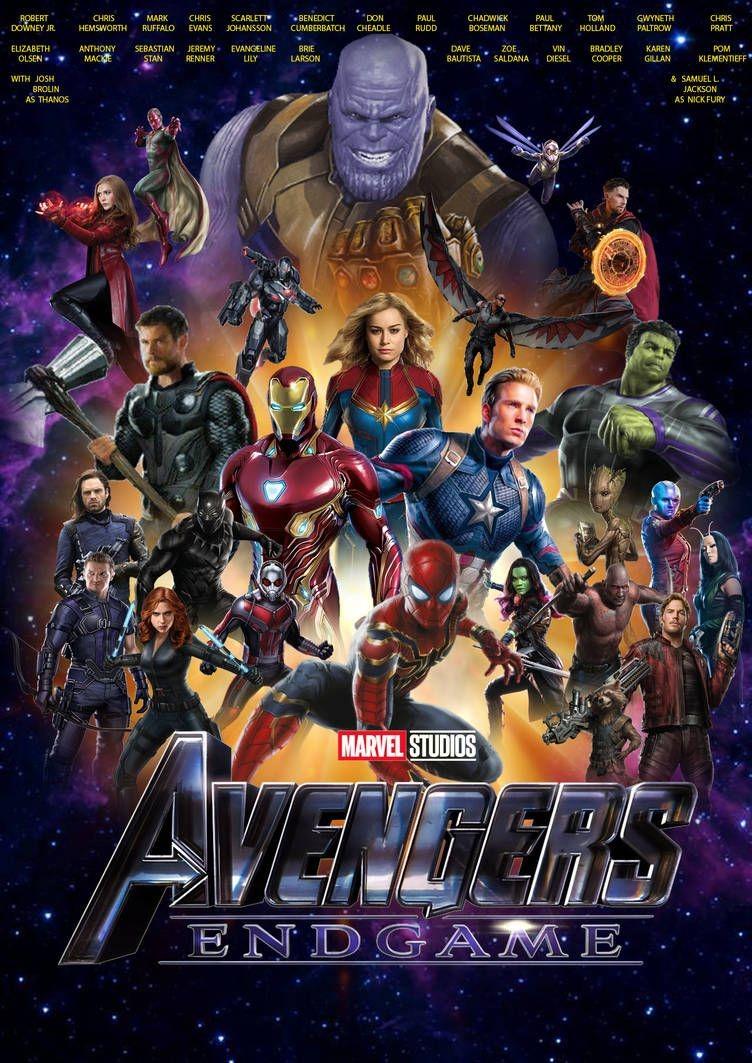 Avengers Endgame android duvarkağıdı