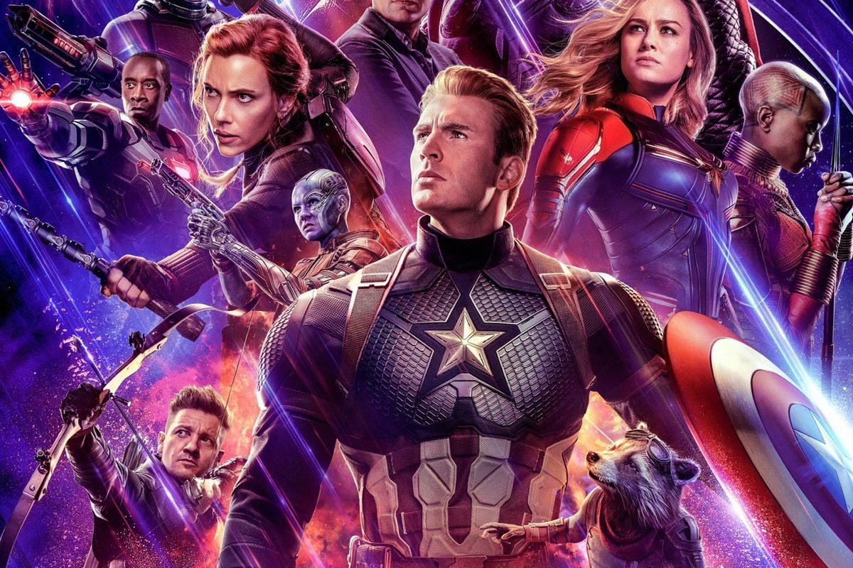 Avengers Endgame duvar kağıdı