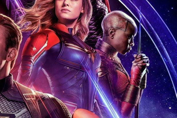 Avengers Endgame duvarkağıdı