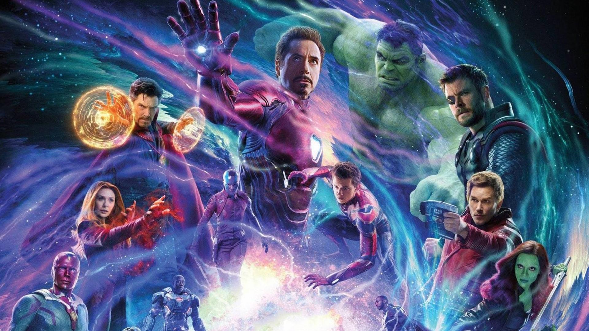 Avengers Endgame fotoğraf