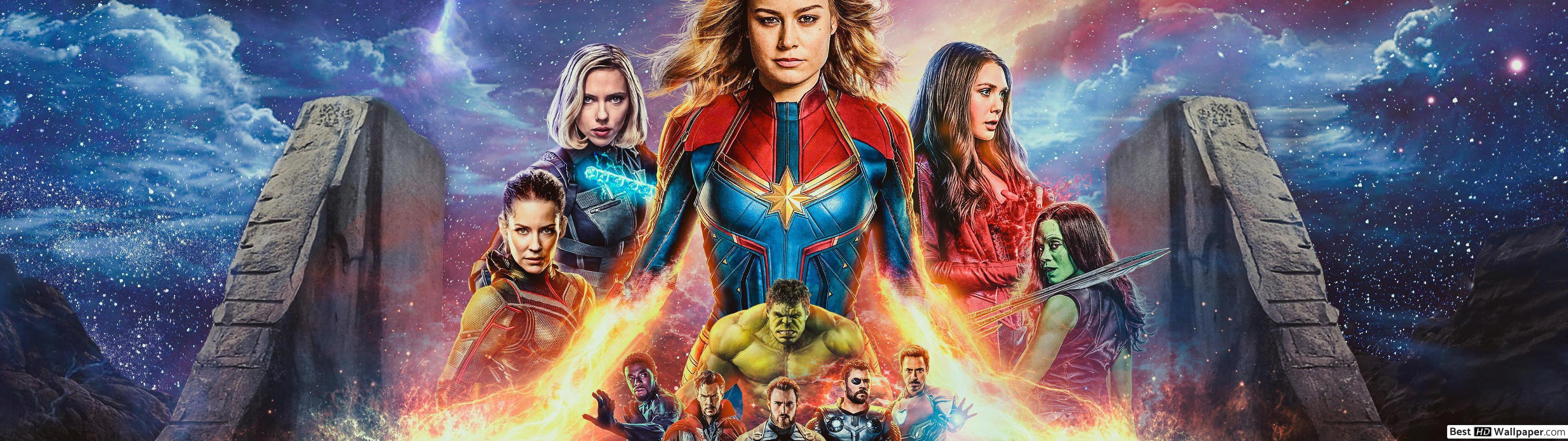 Avengers Endgame fotoğrafları