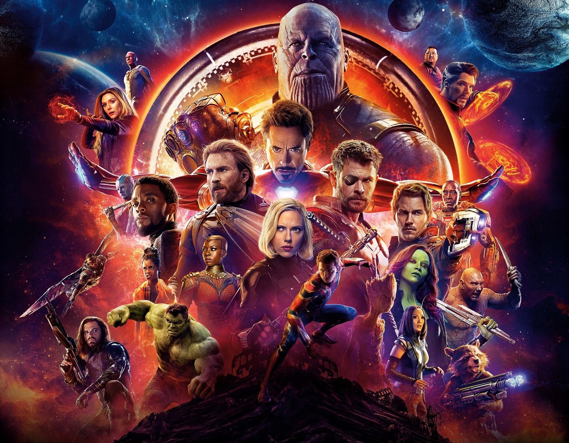 Avengers Endgame hd fotoğrafları