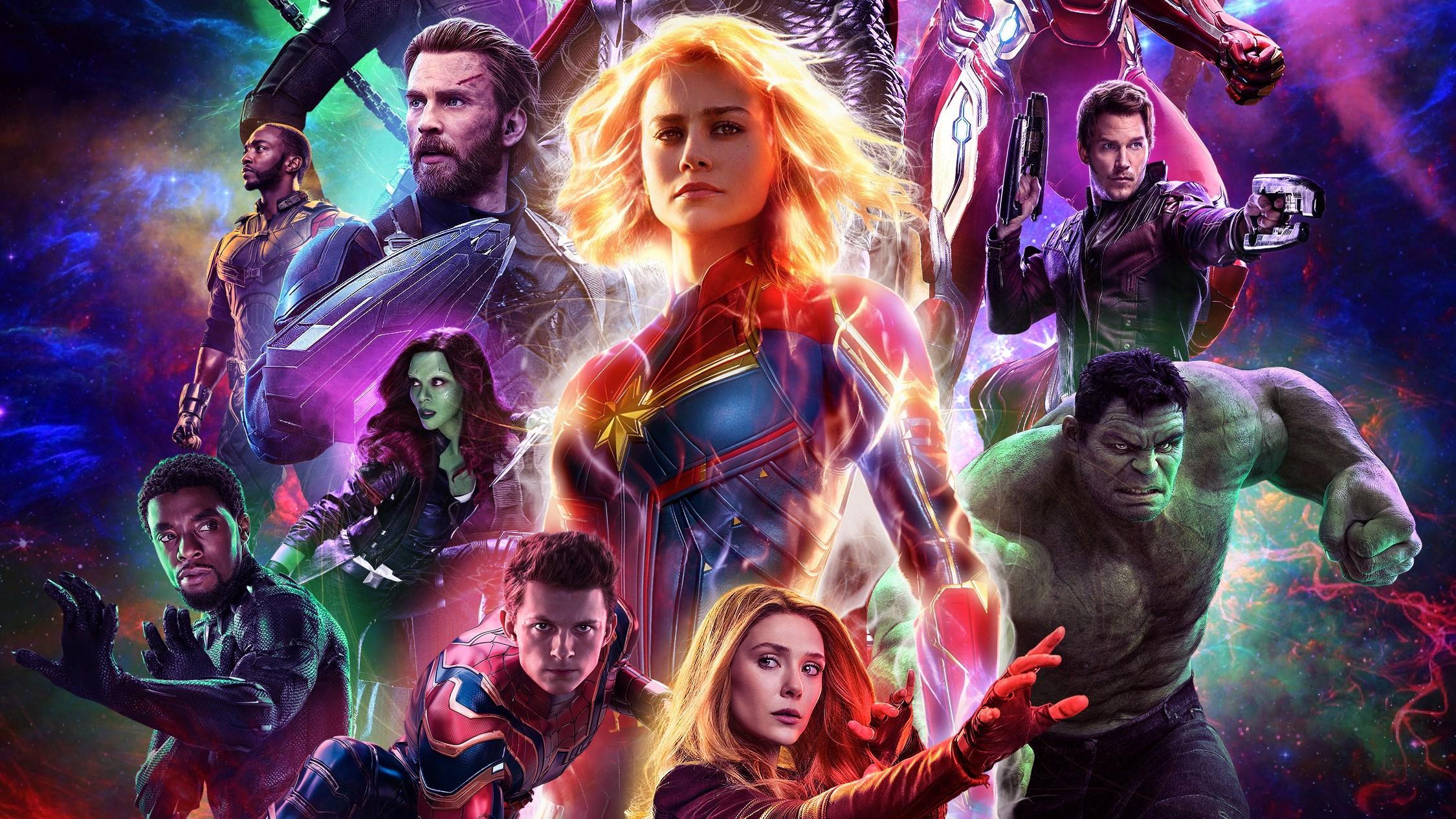 Avengers Endgame hd resimleri