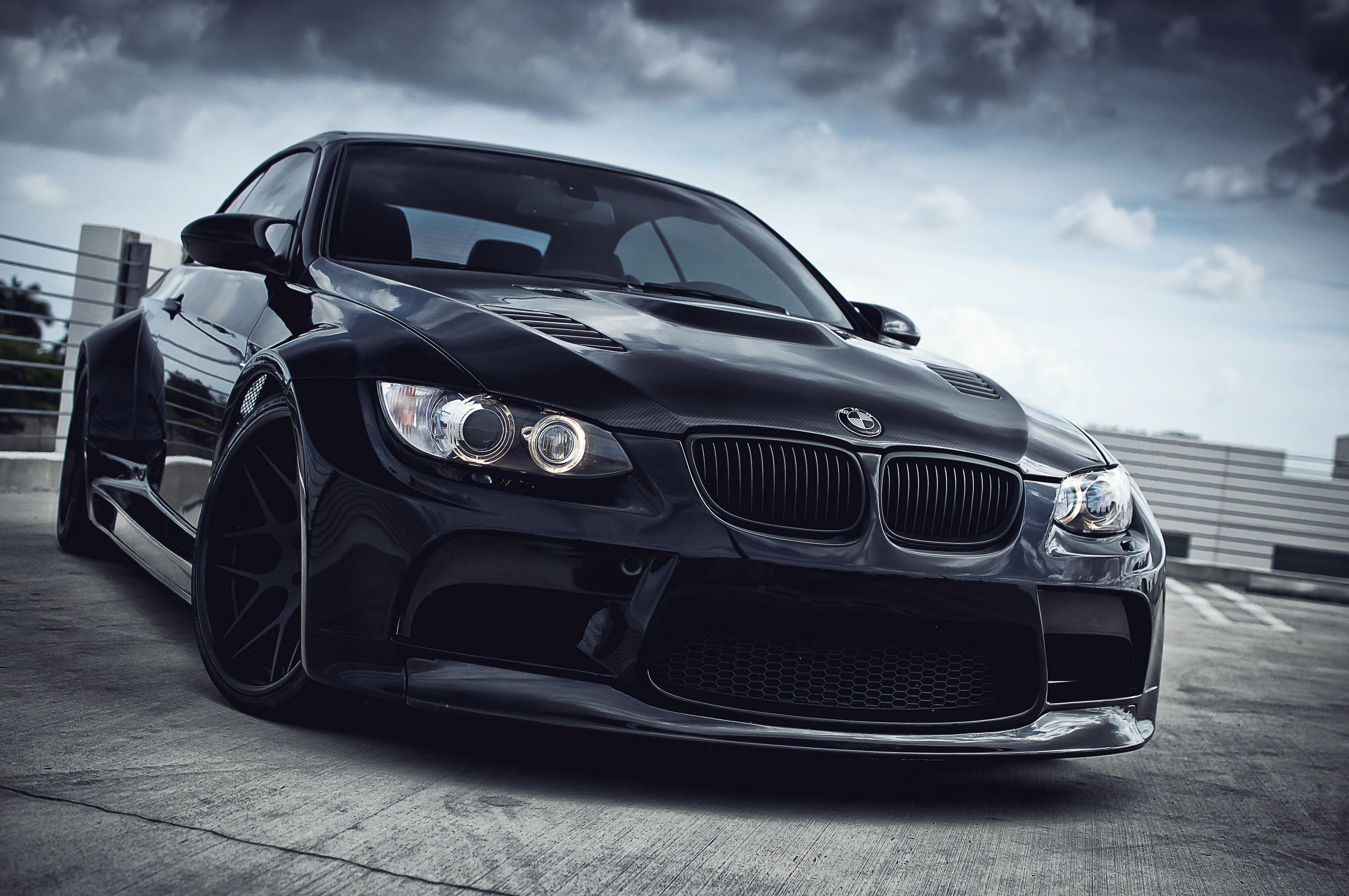BMW 4K Resimleri