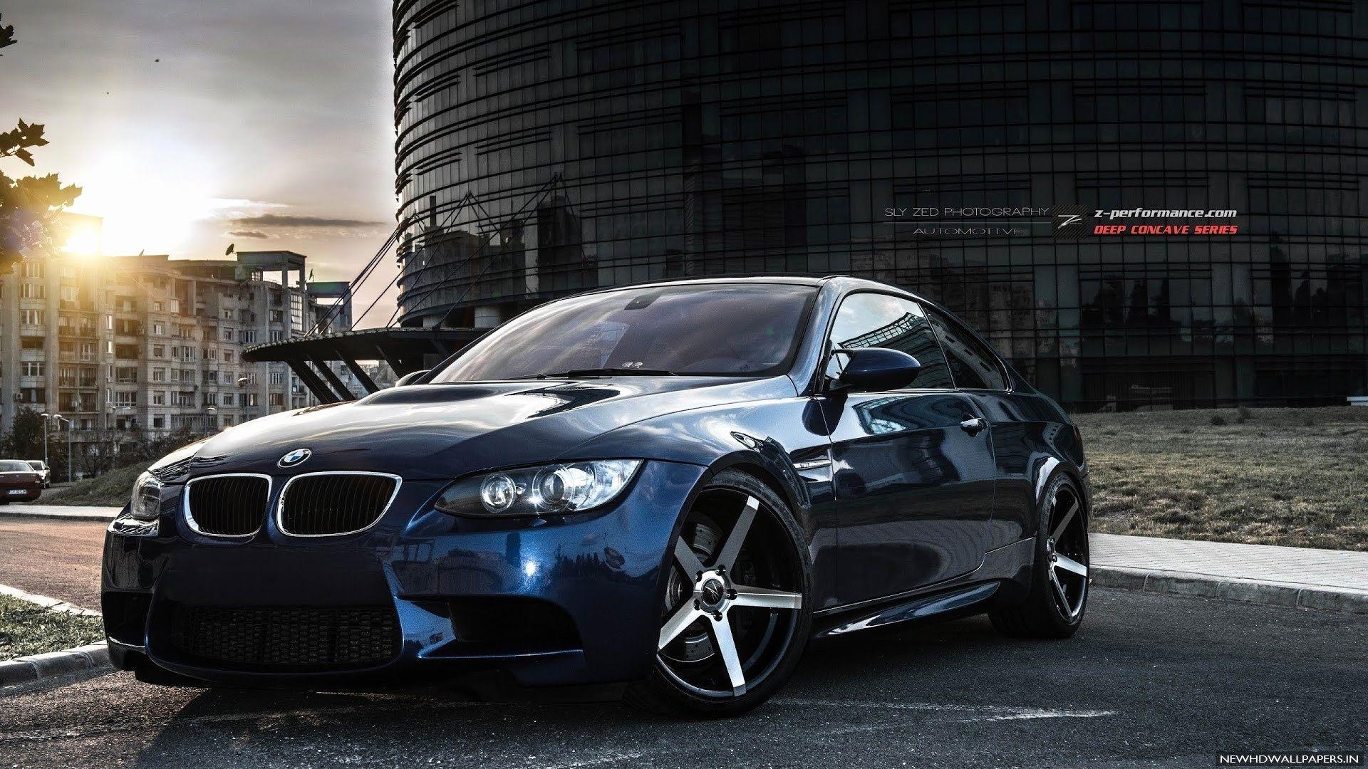 BMW 4K Wallpaper
