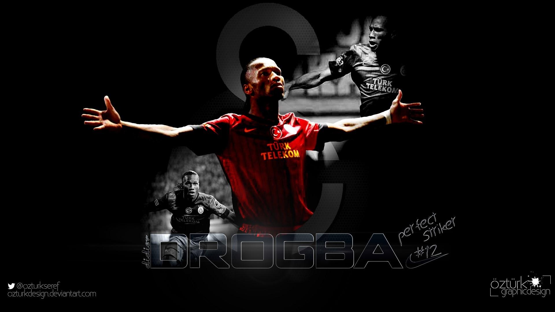 Drogba Galatasaray Wallpaper