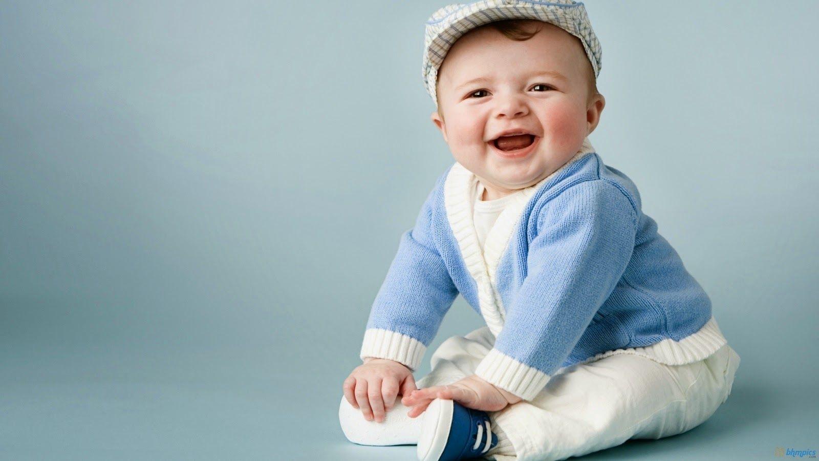 Erkek Bebek Fotoları