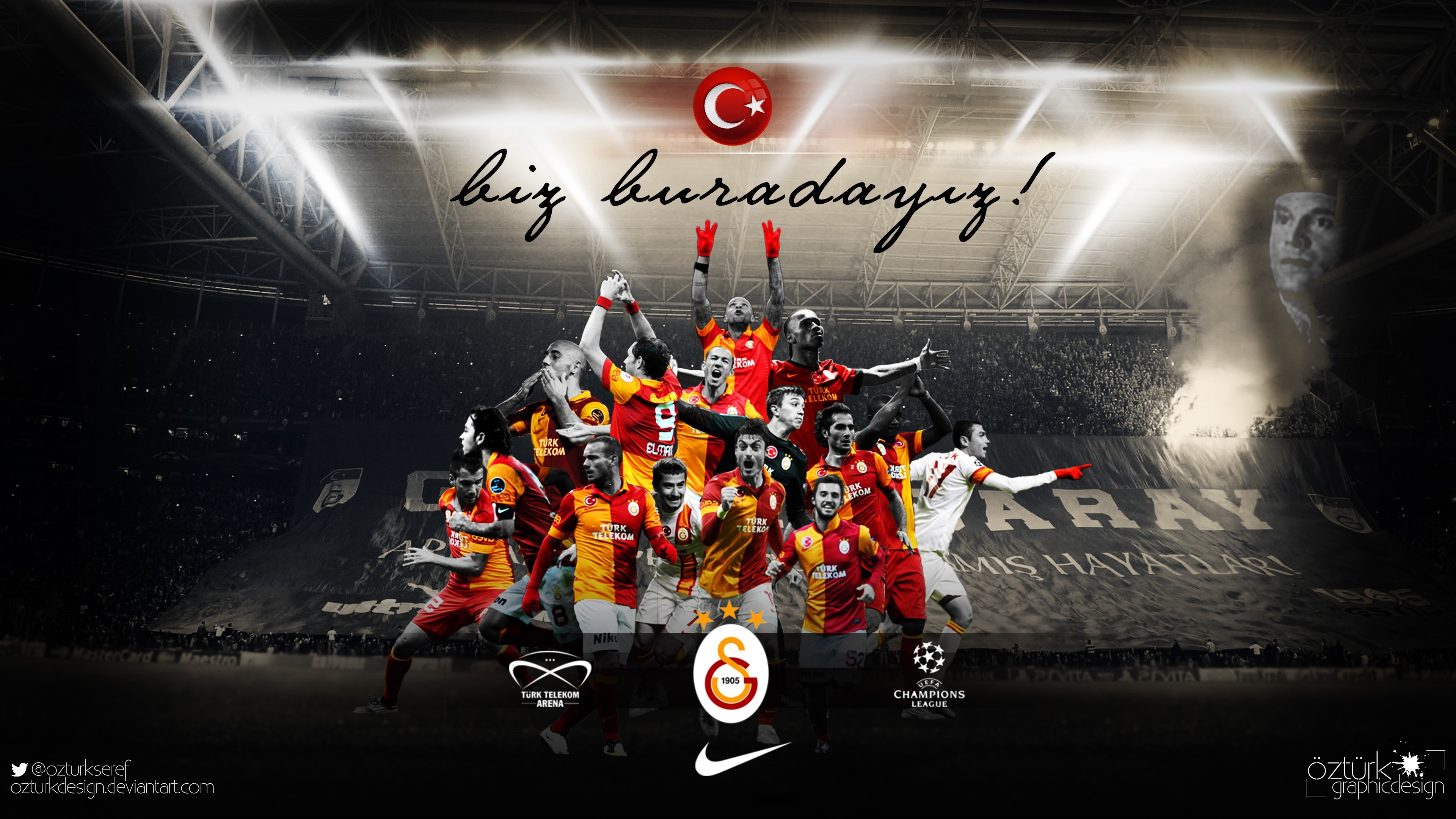 Galatasaray HD Resimleri