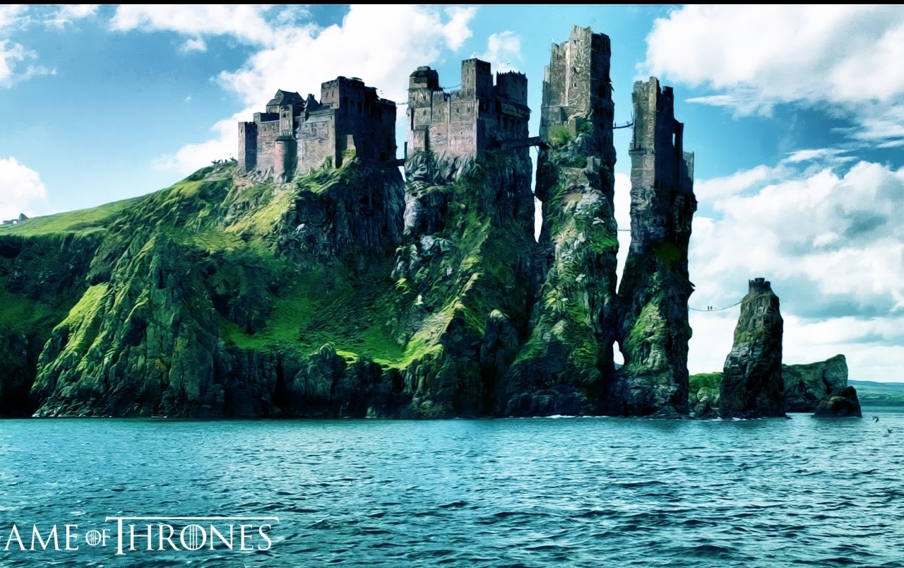 Game of thrones 4k wallpaper