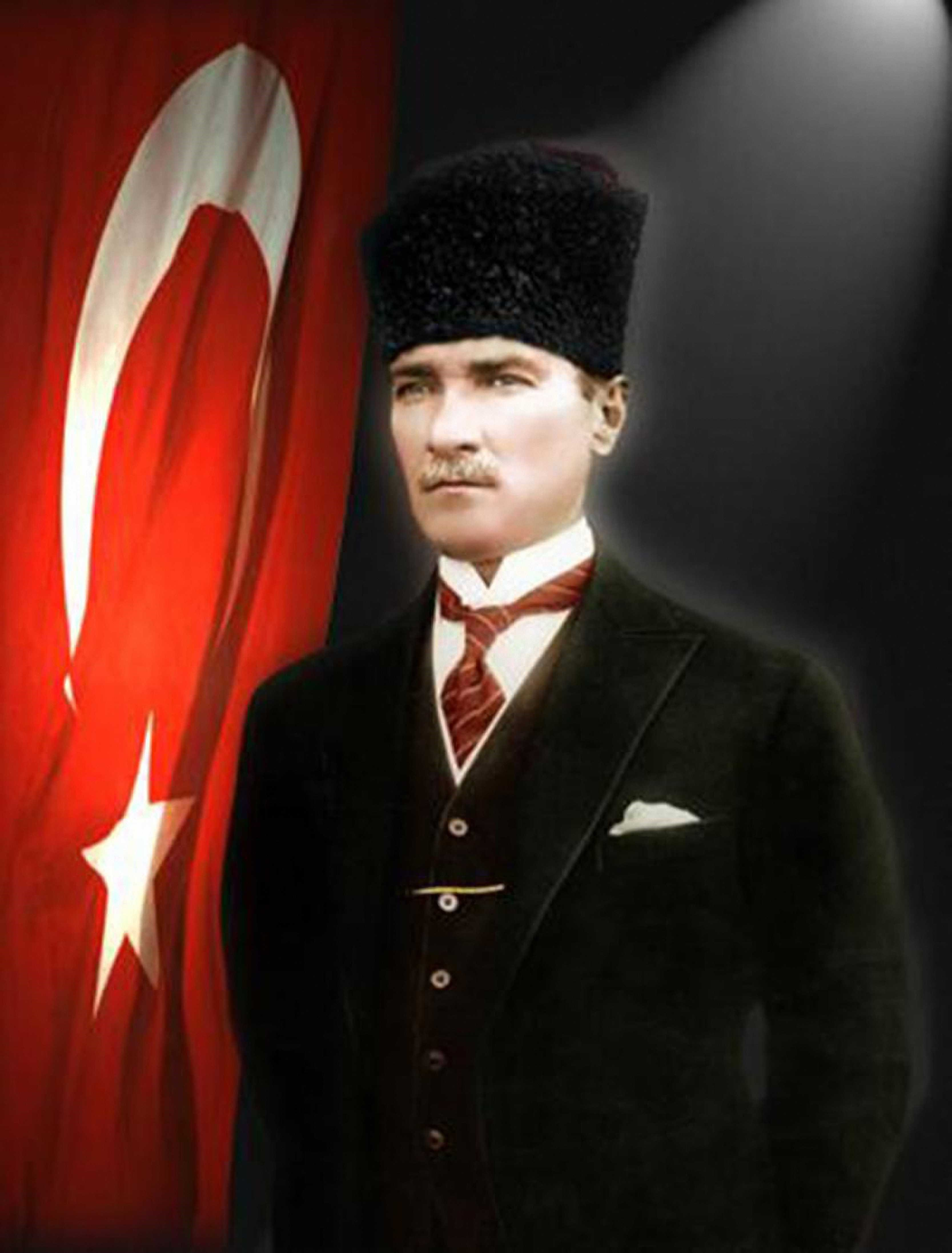 Mustafa Kemal Atatürk Duvarkağıtları
