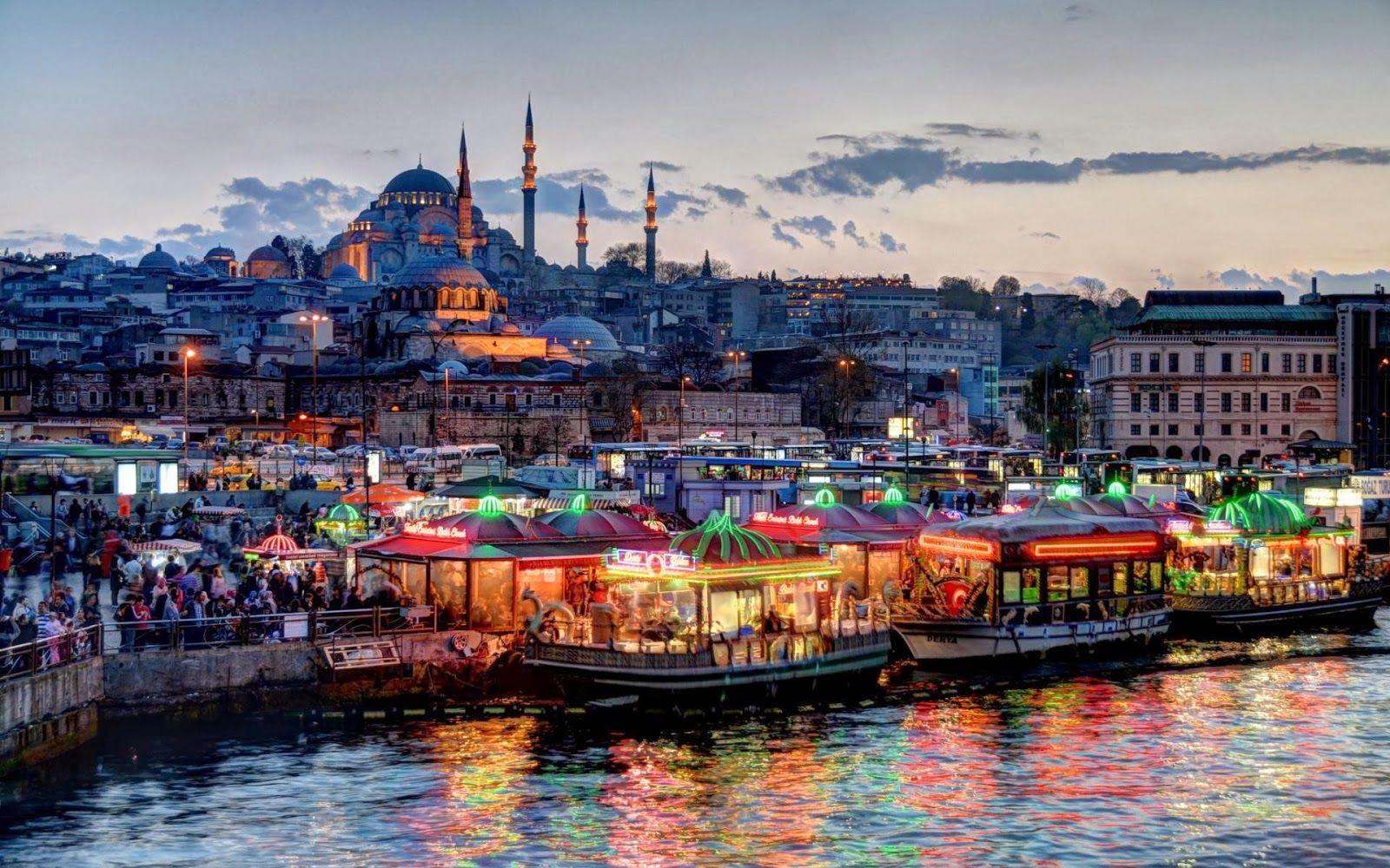 Türkiye Manzara Duvar Kağıdı