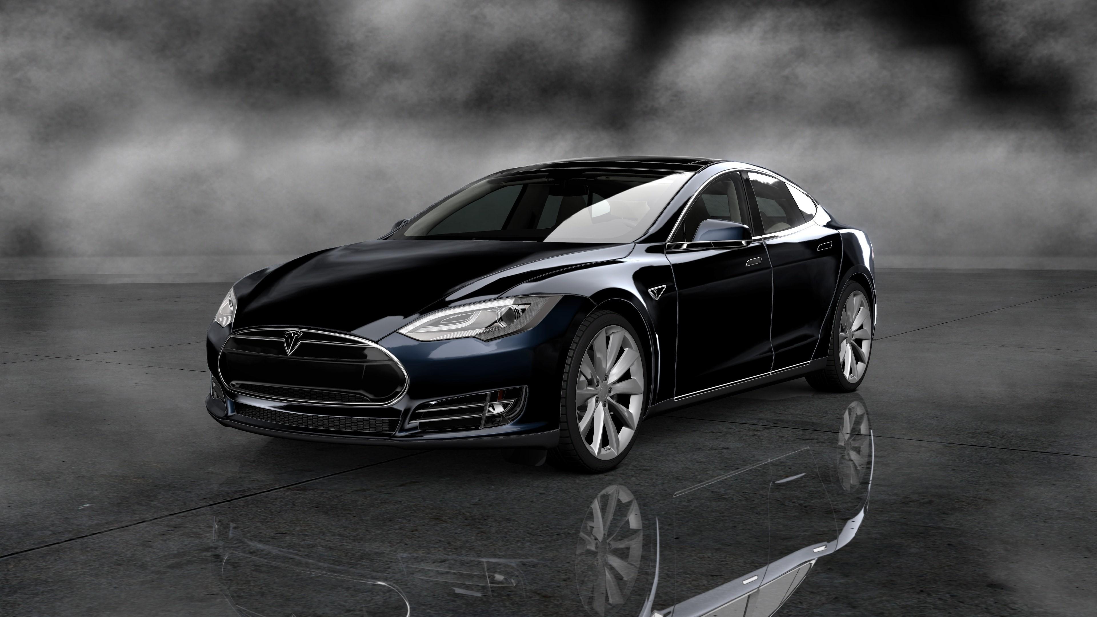 Tesla uhd duvar kağıtları