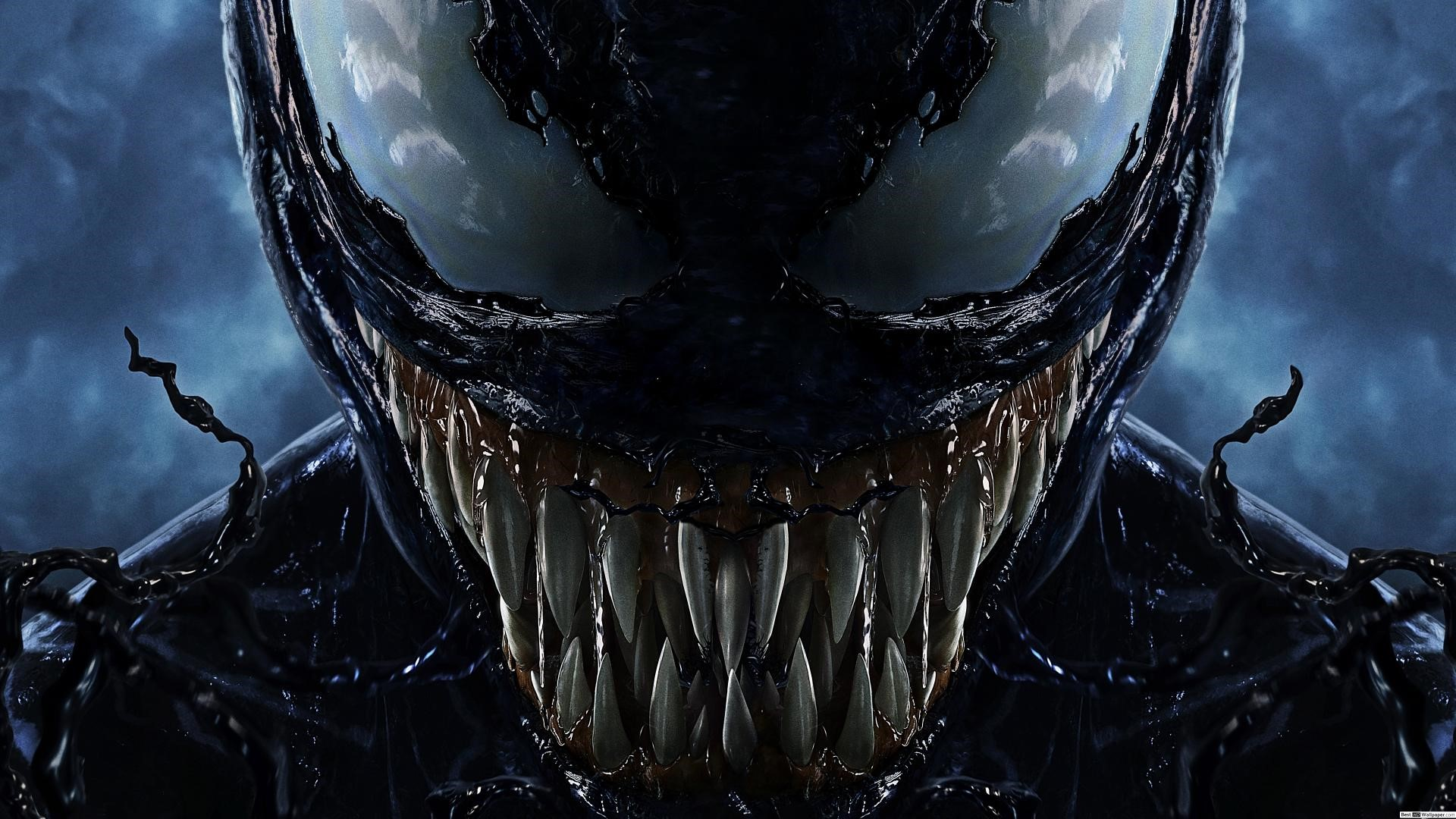 Venom 1080p wallpaper