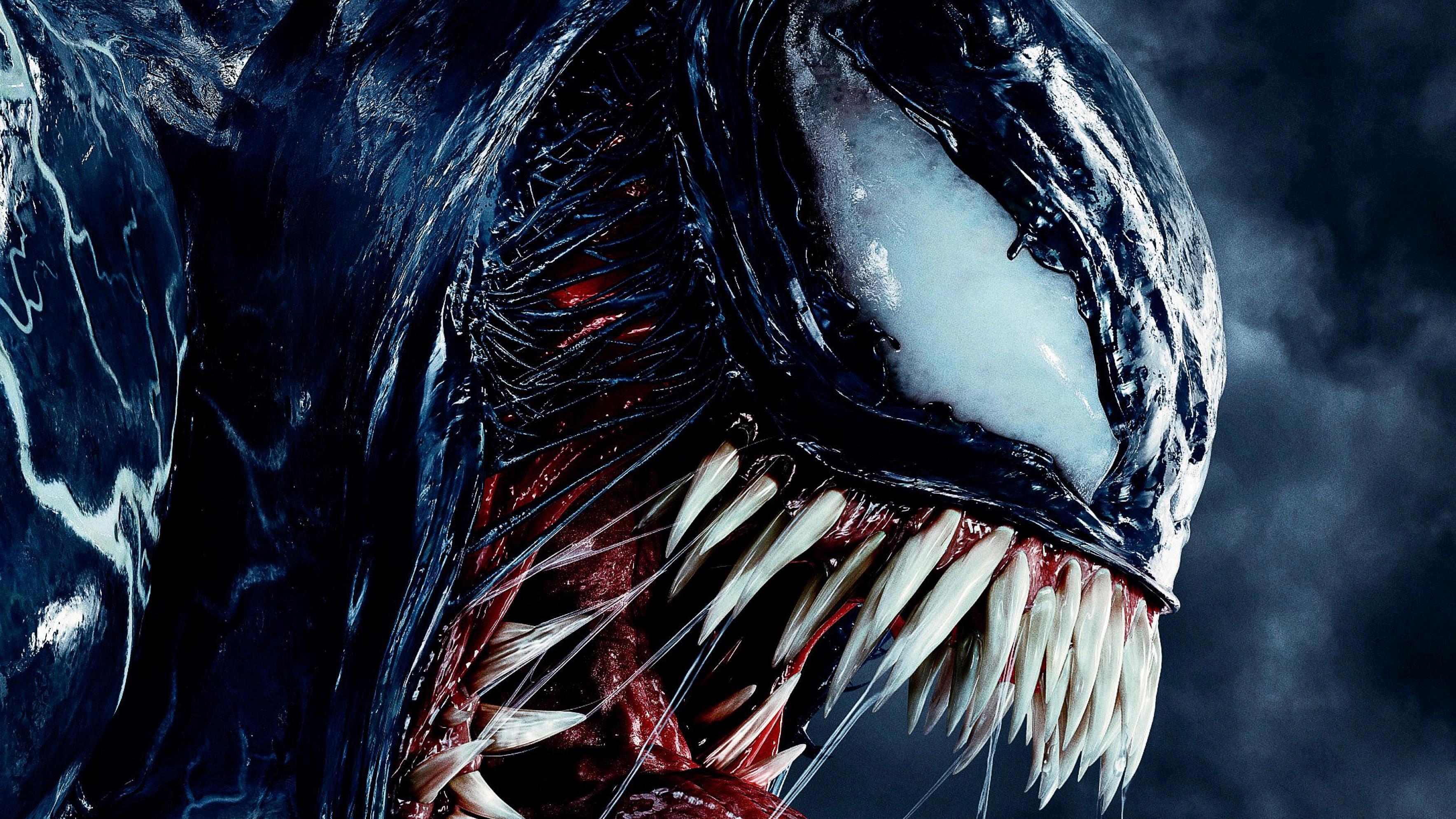Venom hd wallpaper