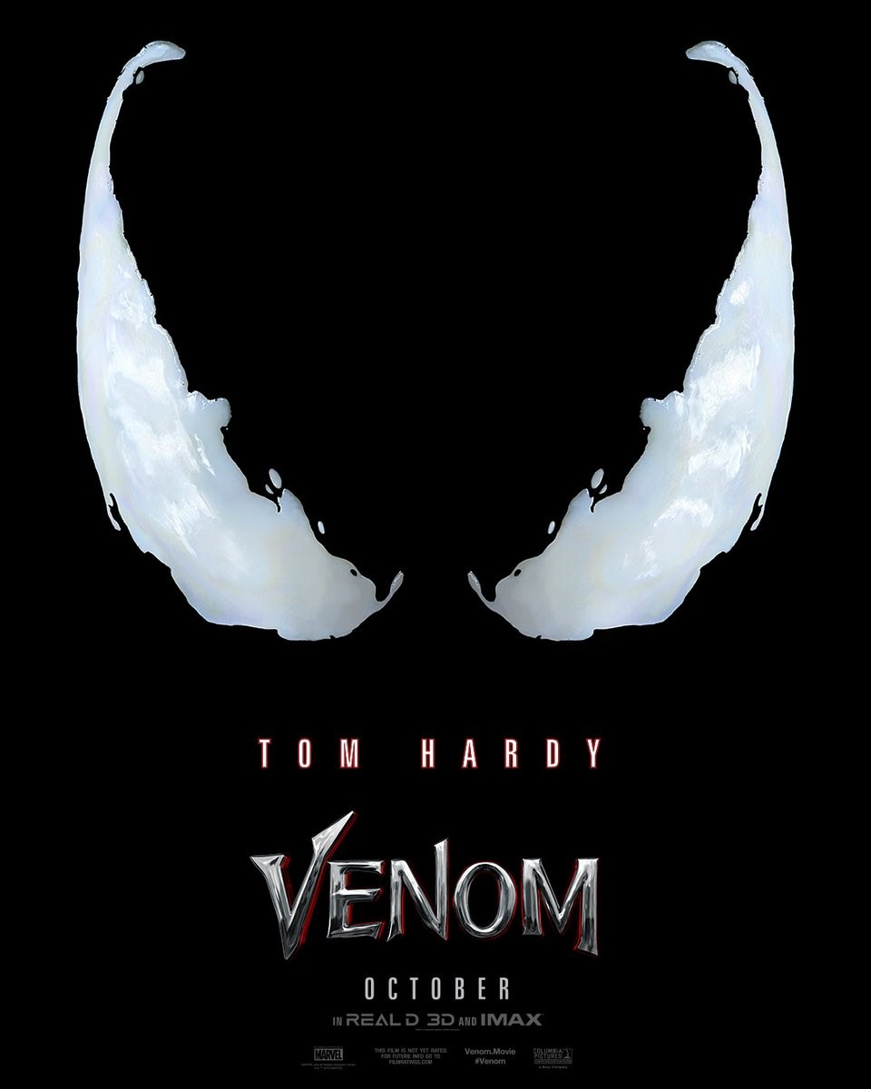 Venom huawei duvarkağıdı