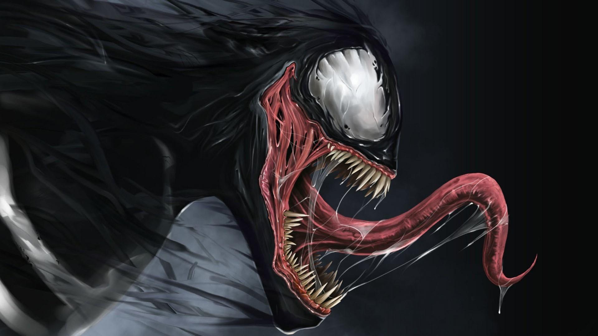 Venom illüstratör