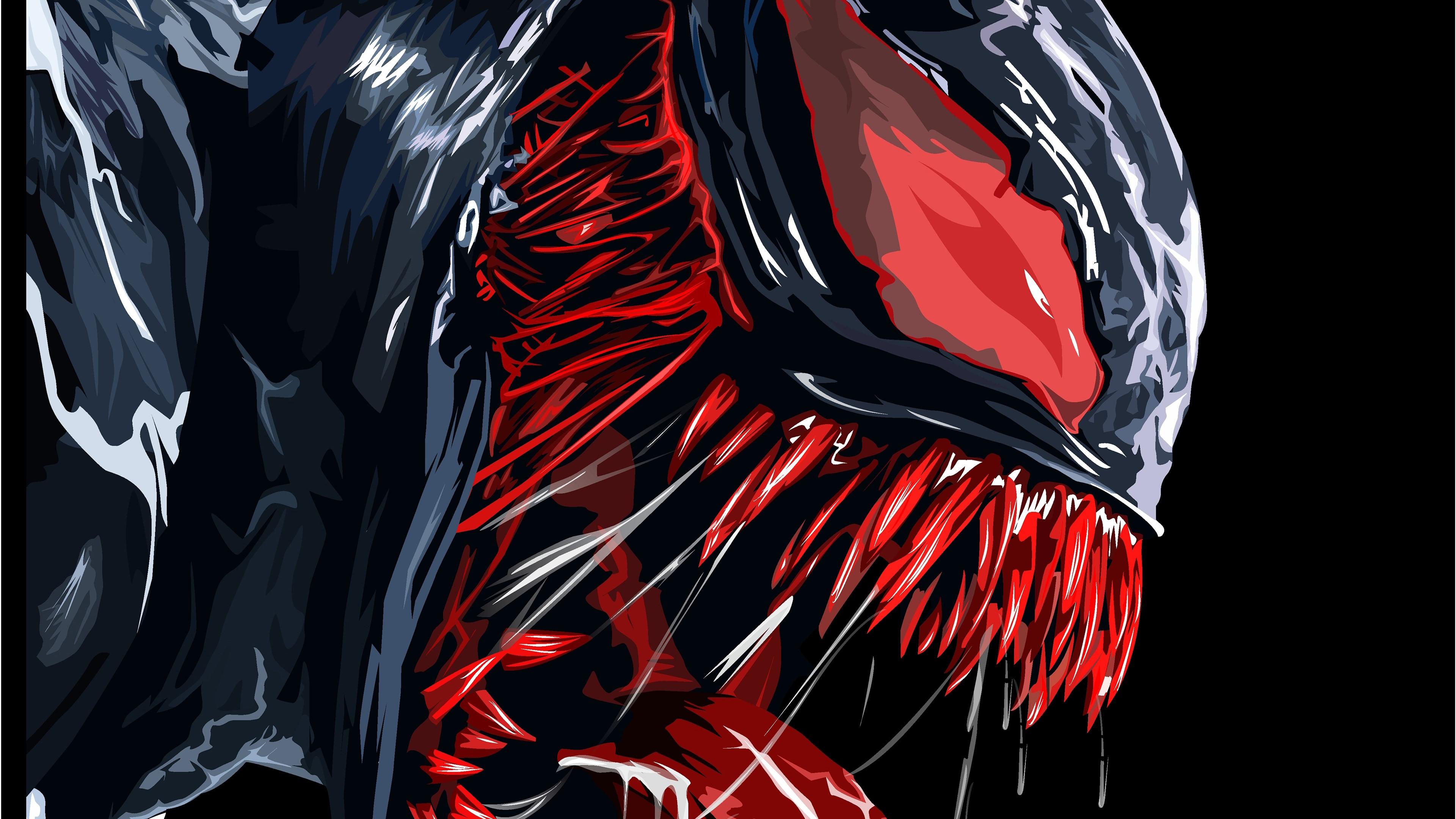 Venom pc duvar kağıdı