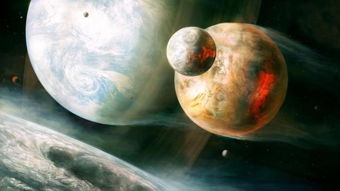 gezegen fotoğrafı