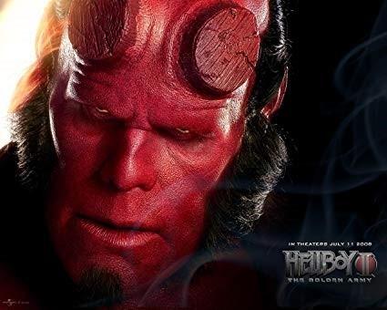 hellboy 10k foto
