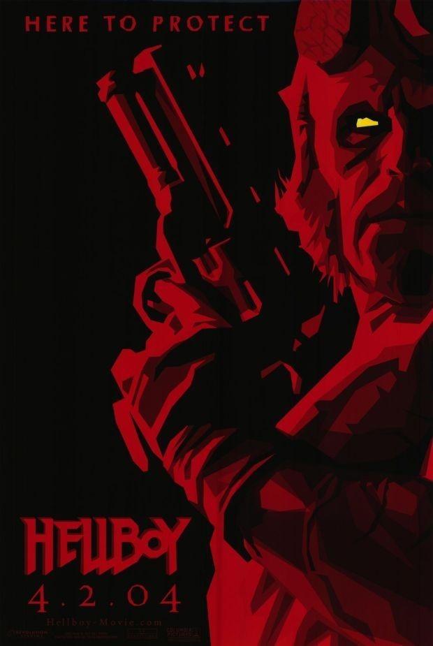 hellboy 10k wallpaper
