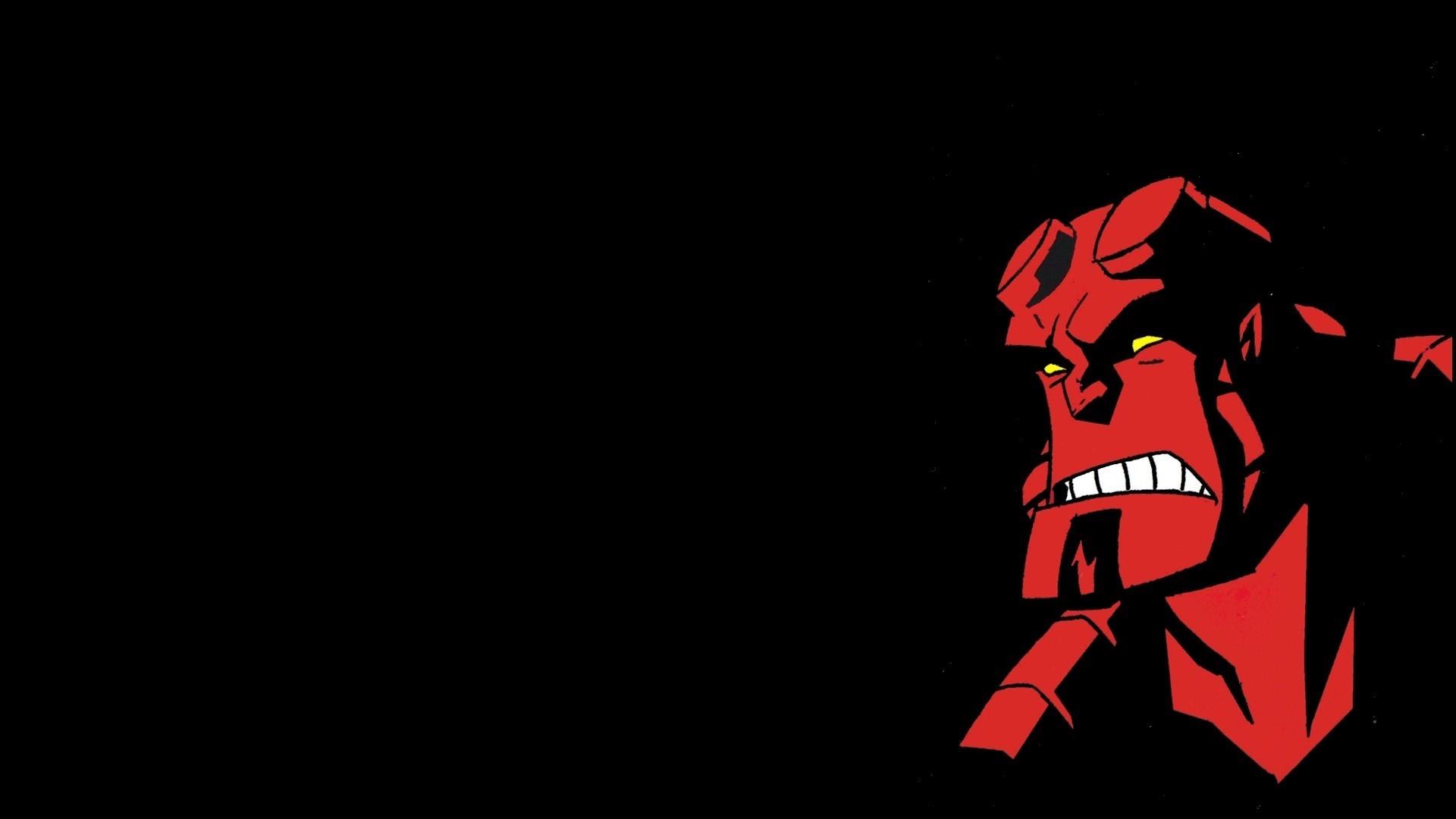 hellboy 2k duvar kağıtları