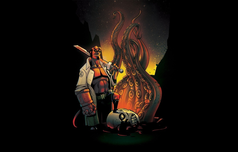 hellboy 2k foto