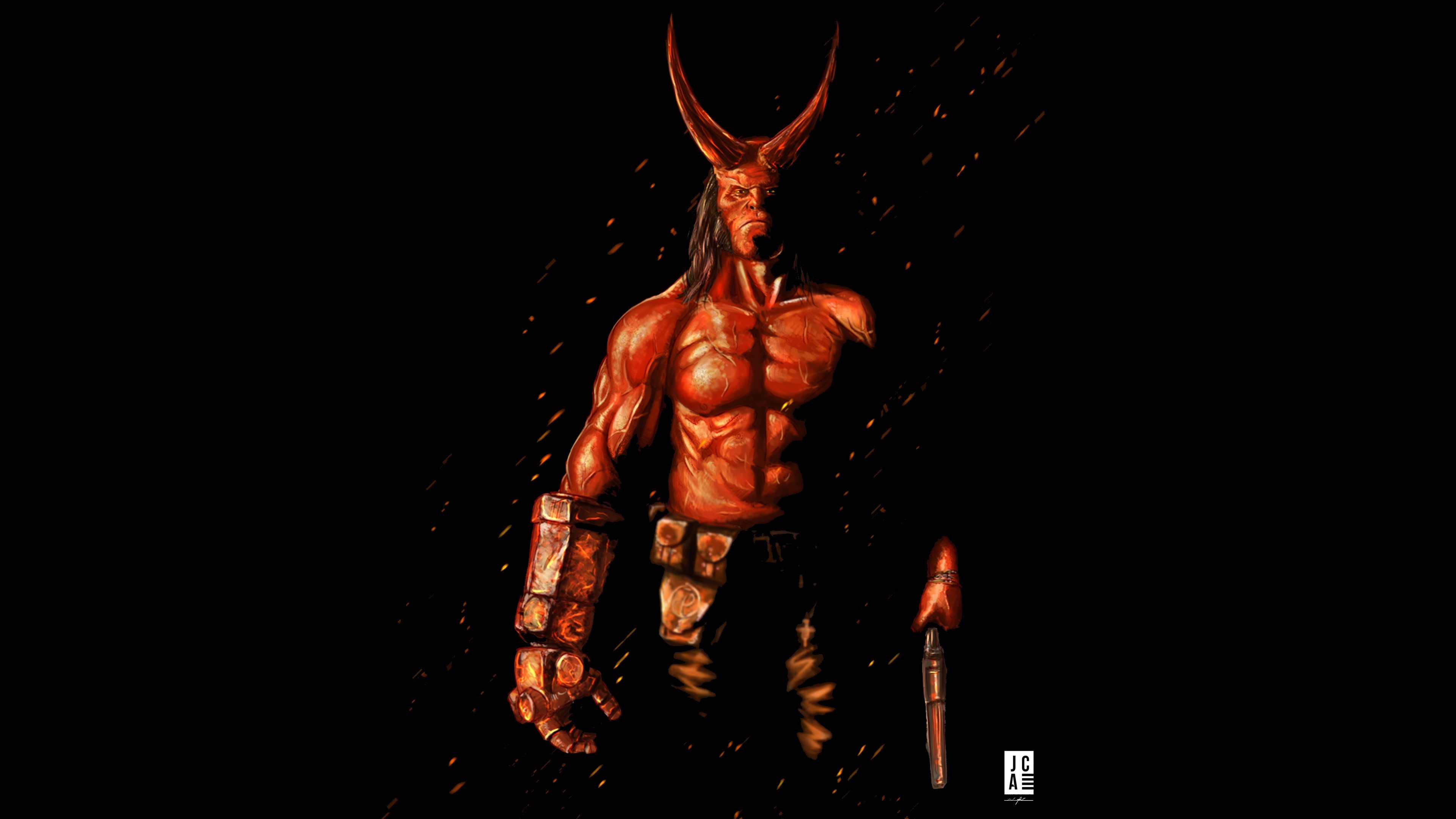 hellboy 2k resmi