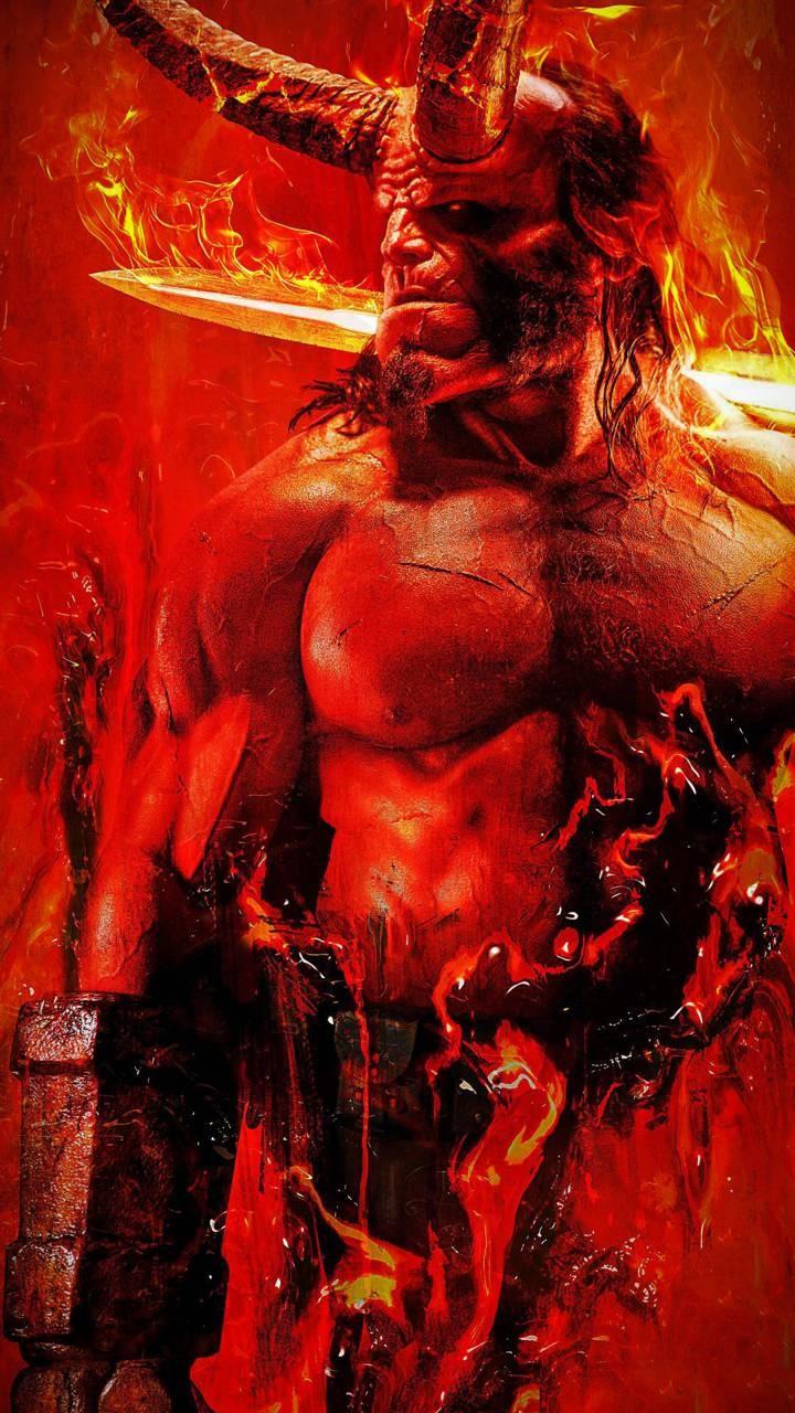 hellboy 4k foto