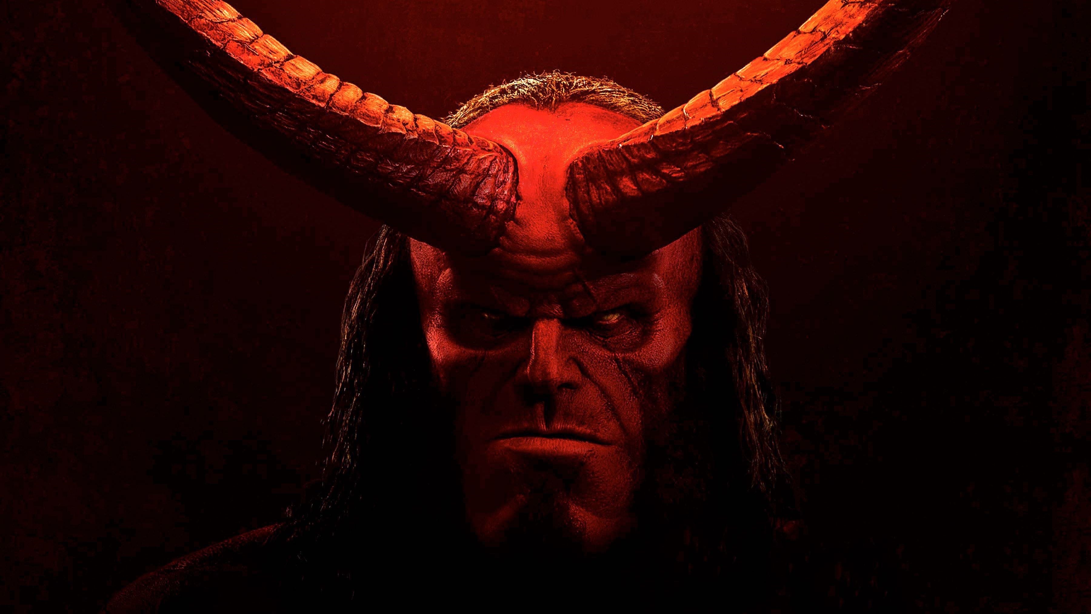 hellboy 4k resmi