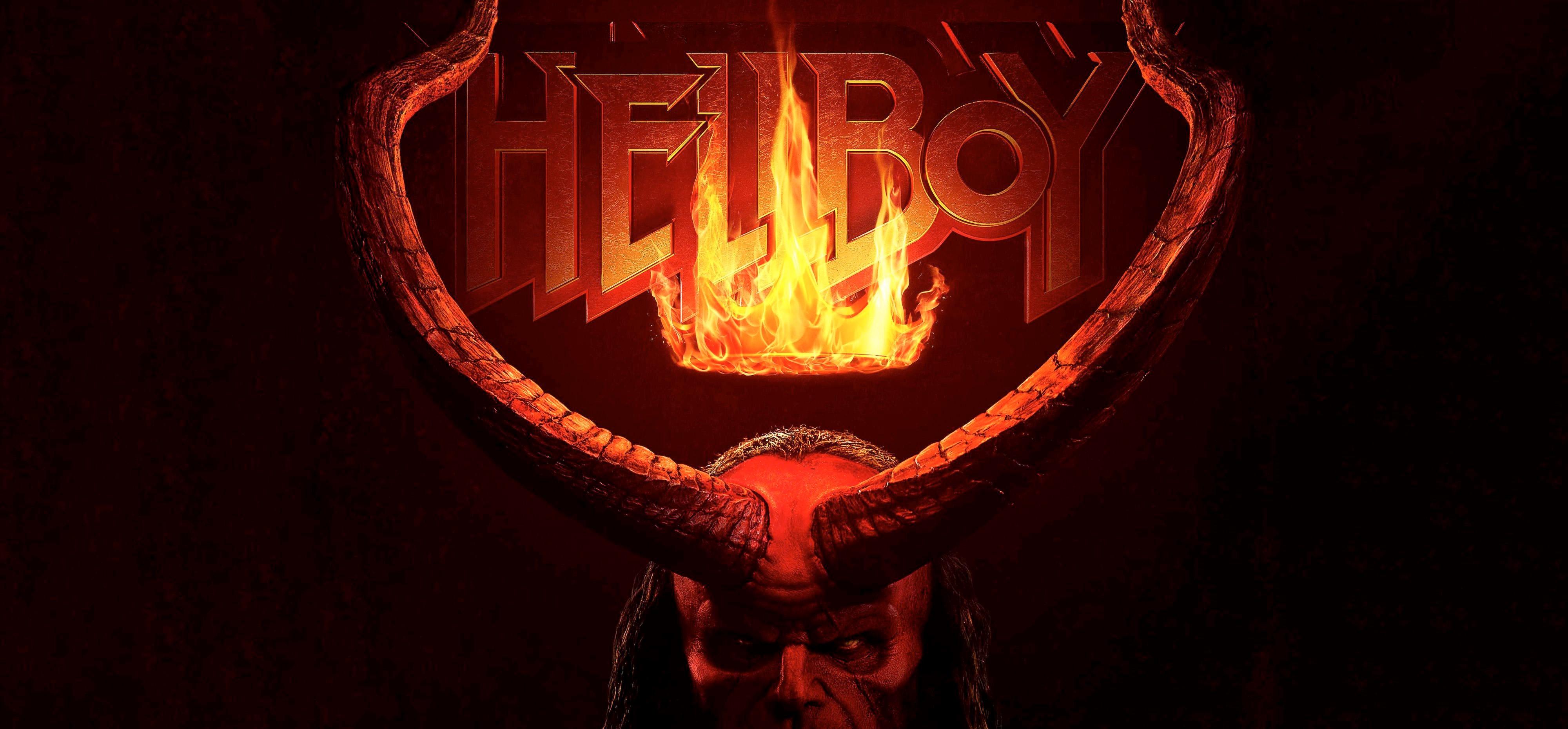hellboy 8k duvarkağıdı