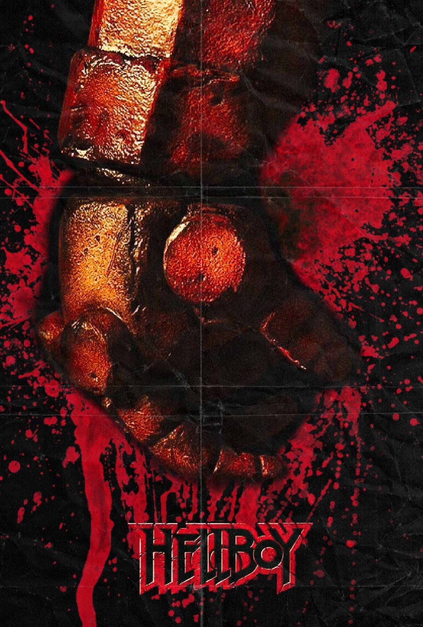 hellboy 8k resmi