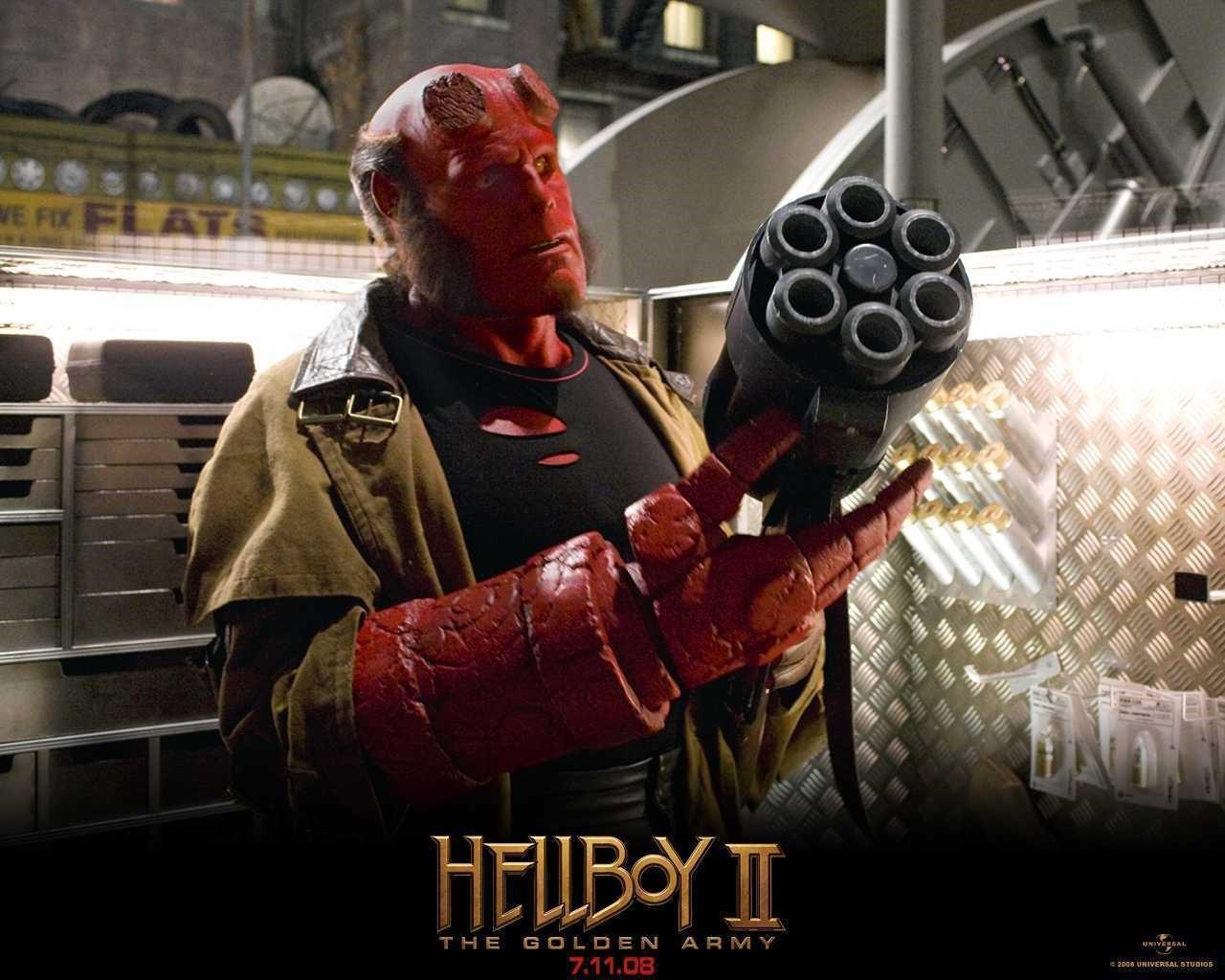 hellboy uhd duvarkağıdı
