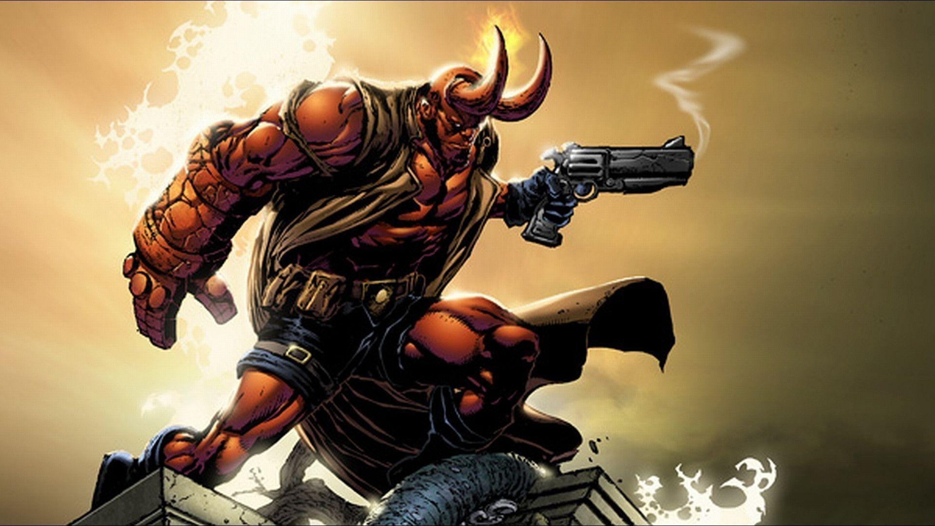 hellboy uhd foto