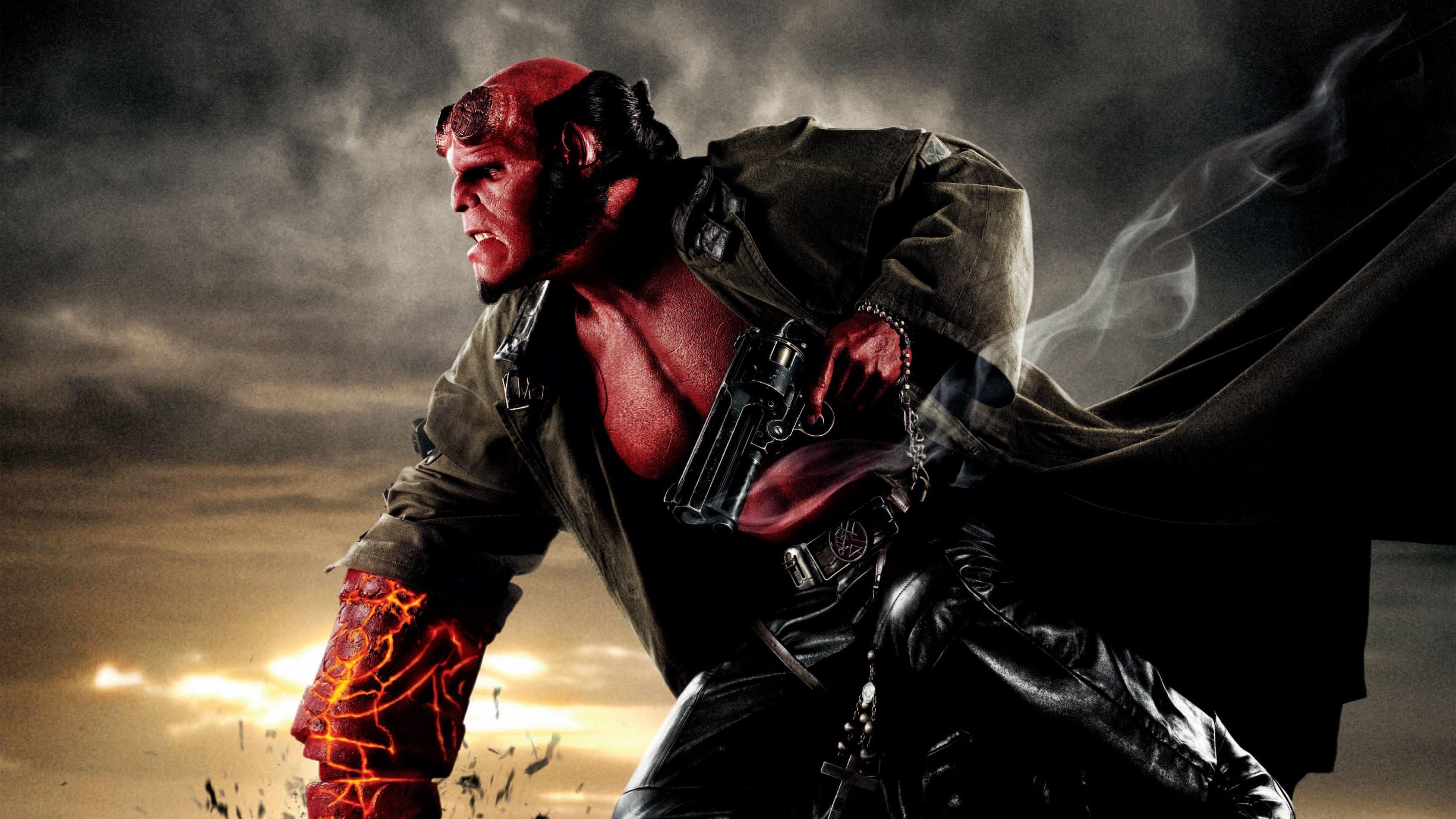 hellboy uhd resmi
