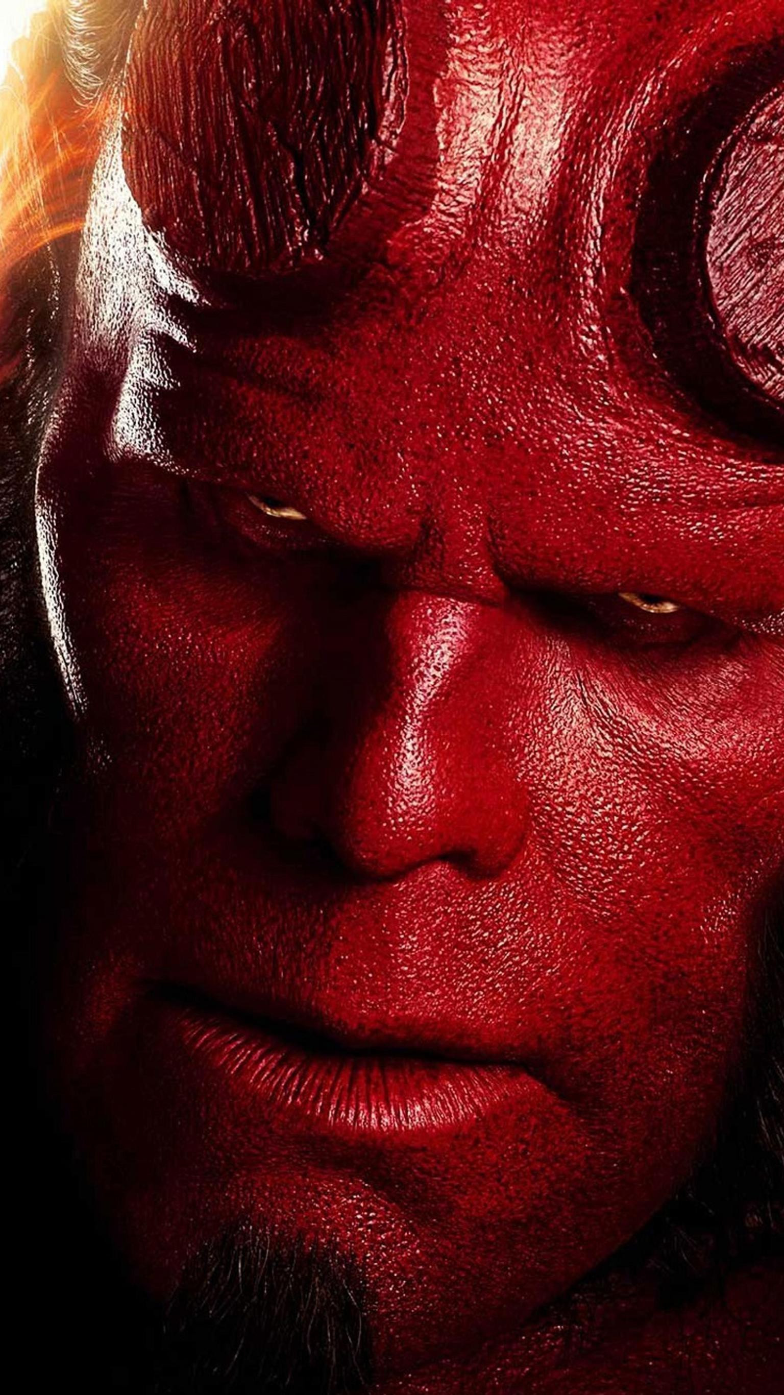 hellboy uhd wallpaper