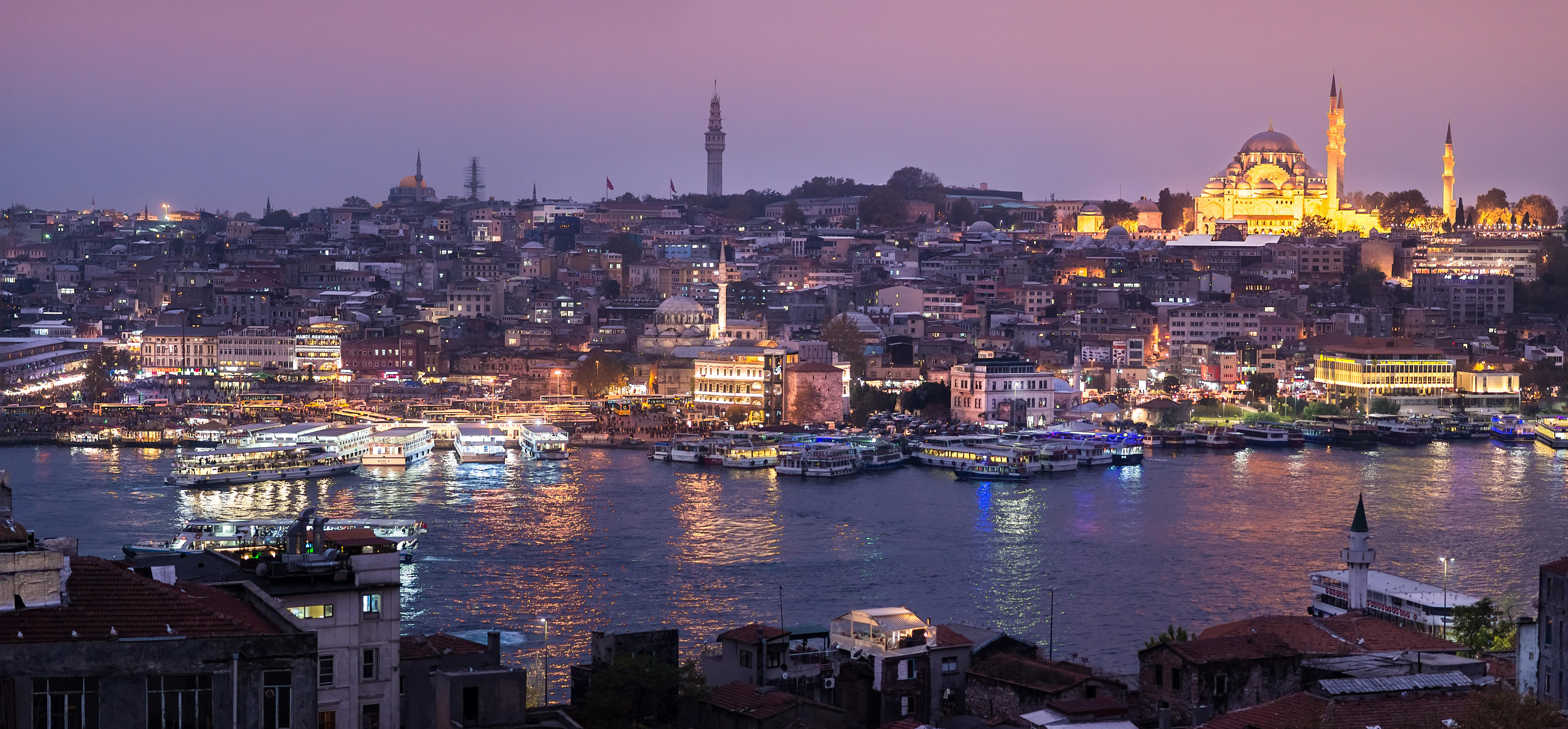istanbul 4K Resimleri