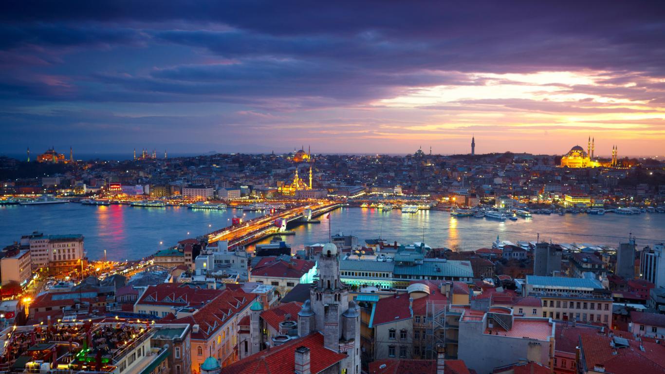 istanbul HD Fotoları