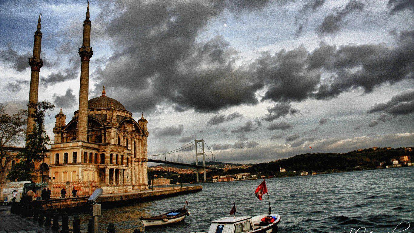 istanbul HD Resimleri